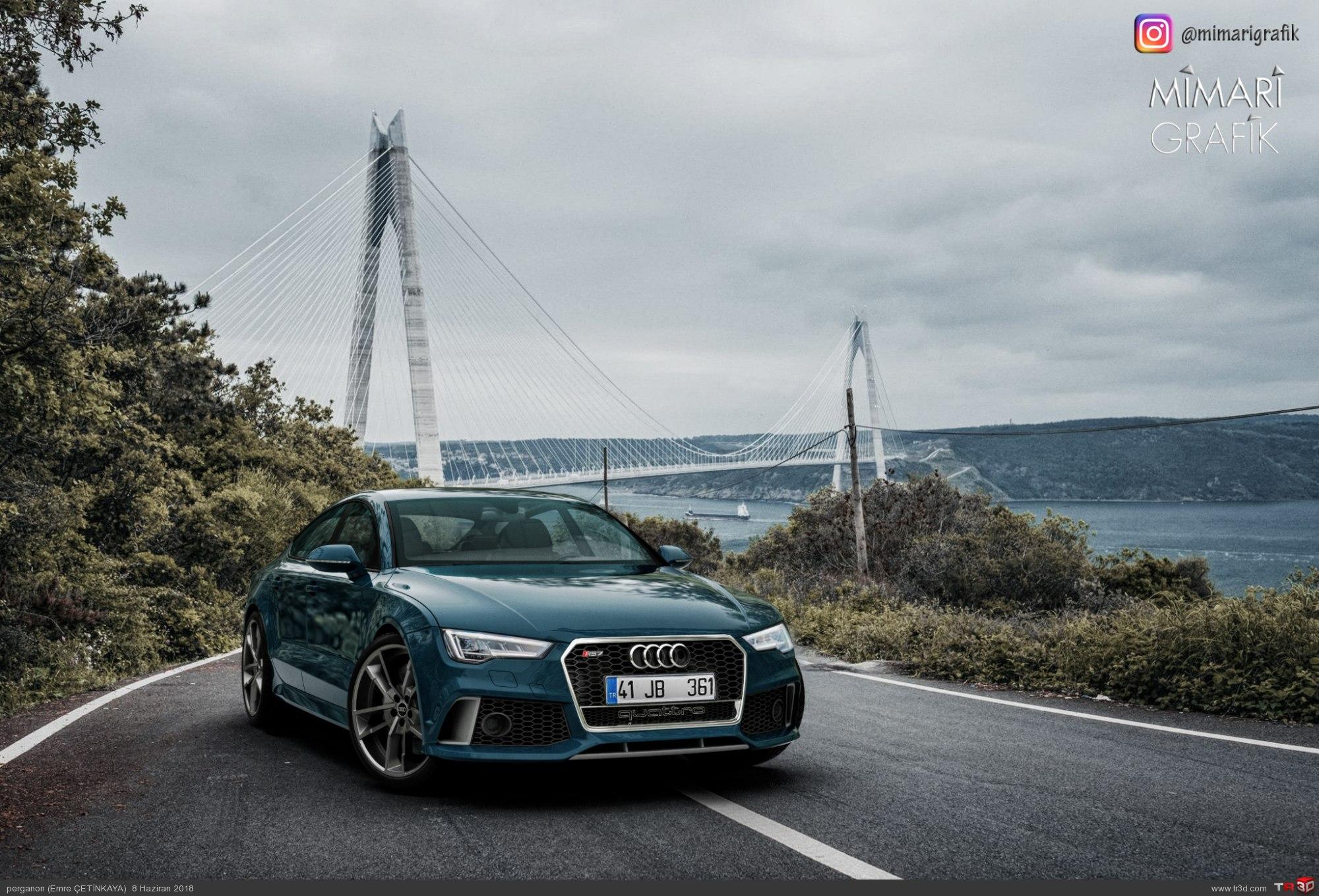 Audi RS7 Sportback 1