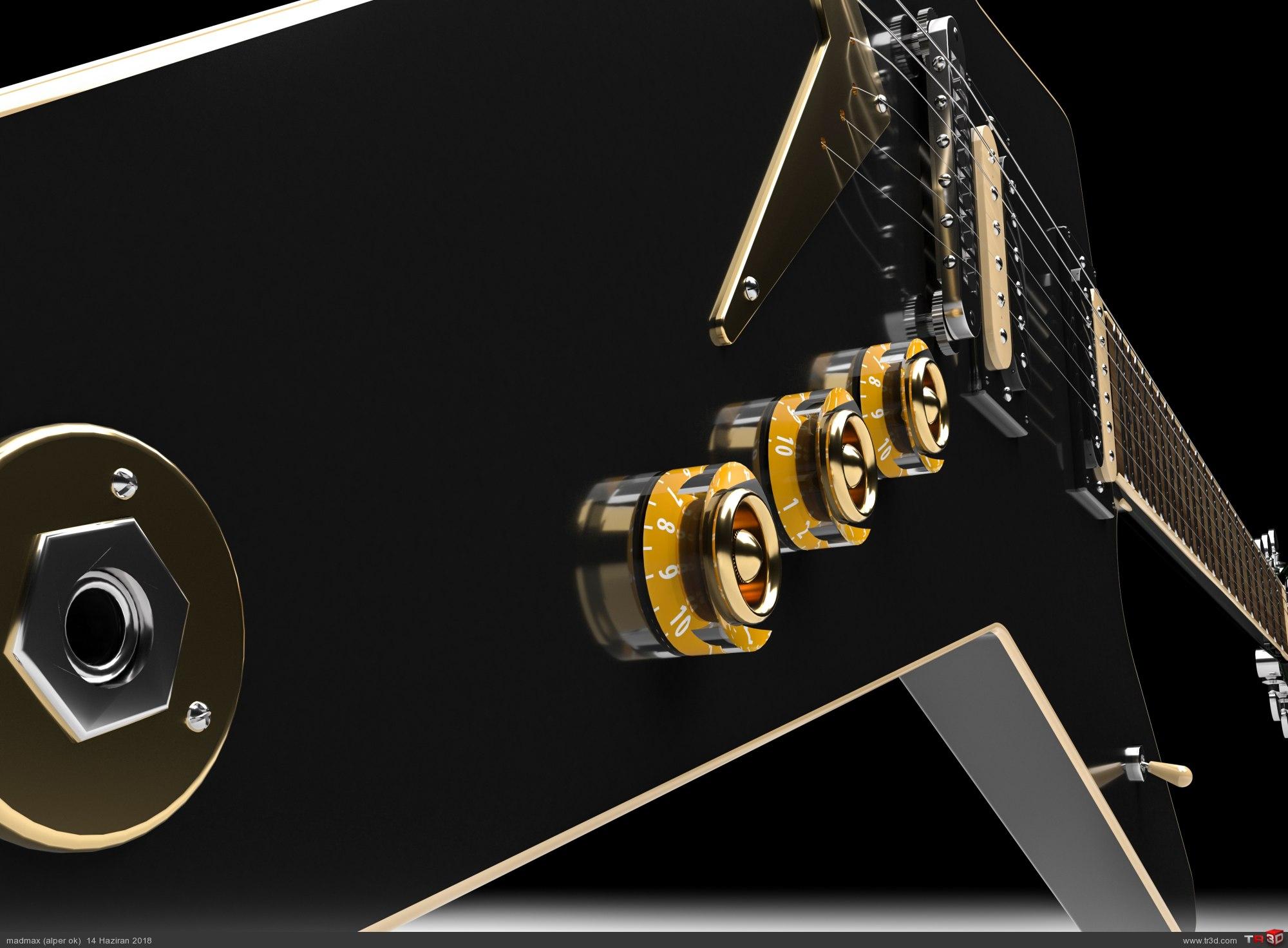 Dean Guitar 2