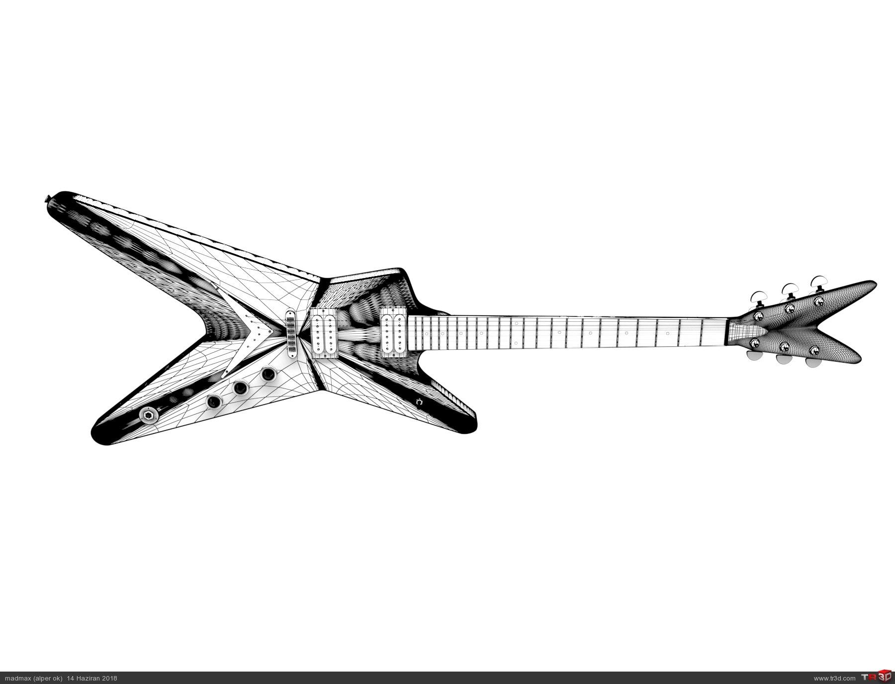 Dean Guitar 3
