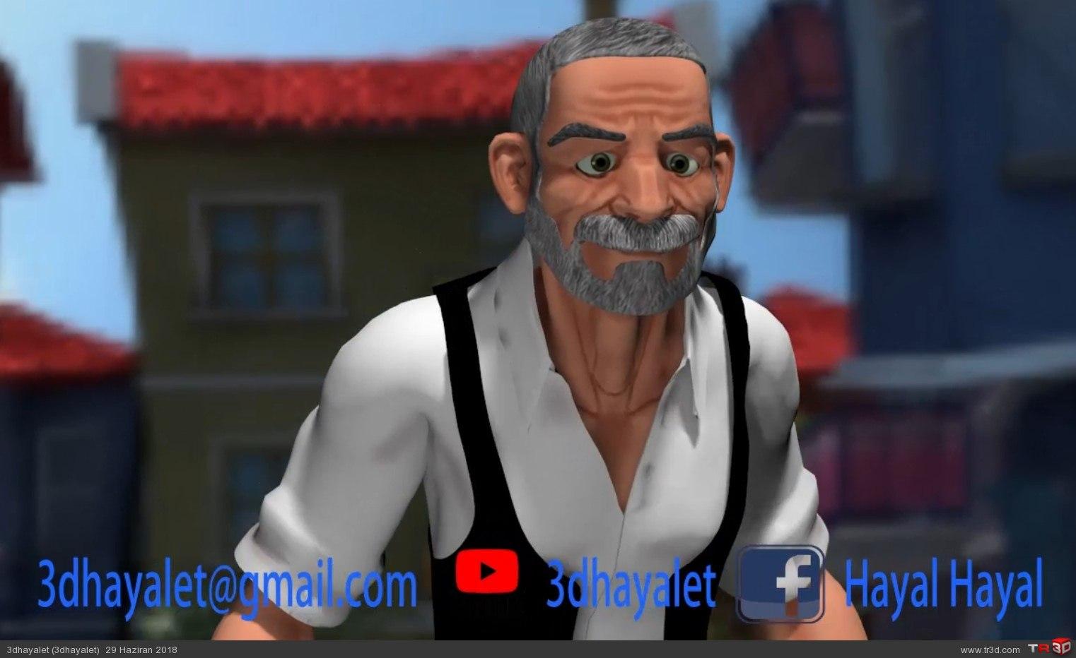 Şahin ağa - Turgay Tanülkü 1