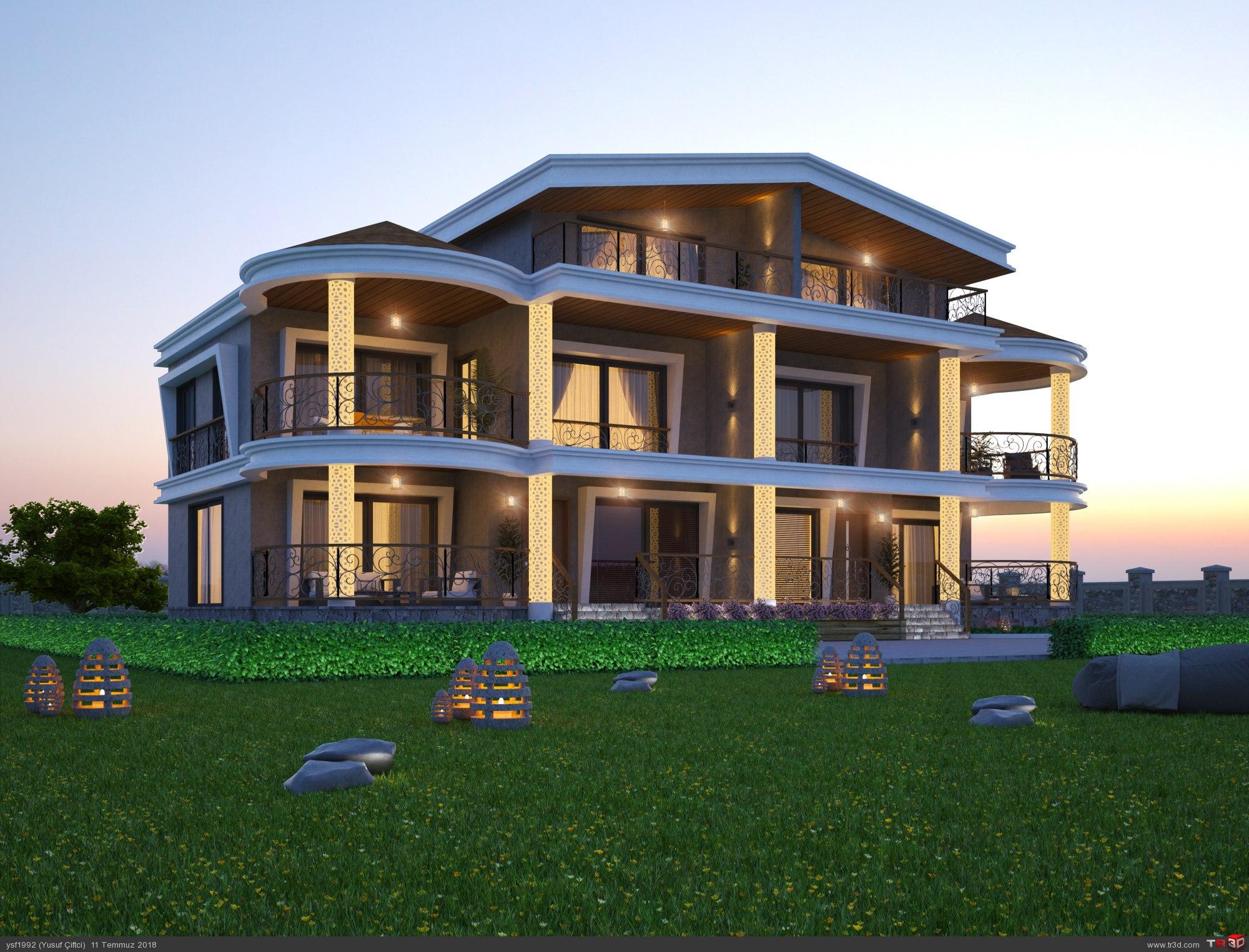 Ankara Gölbaşı Villa