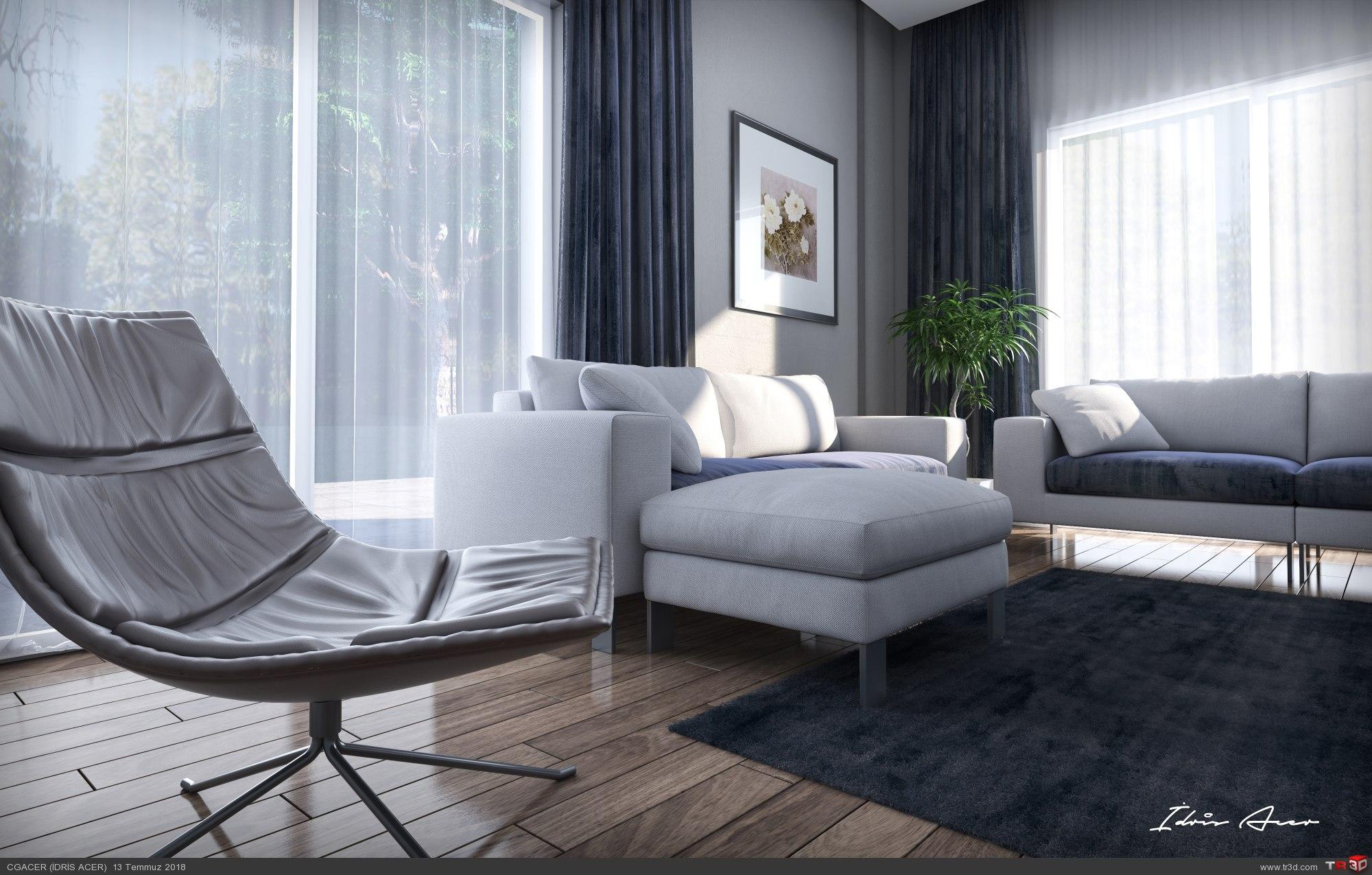 Nevizade Living Room
