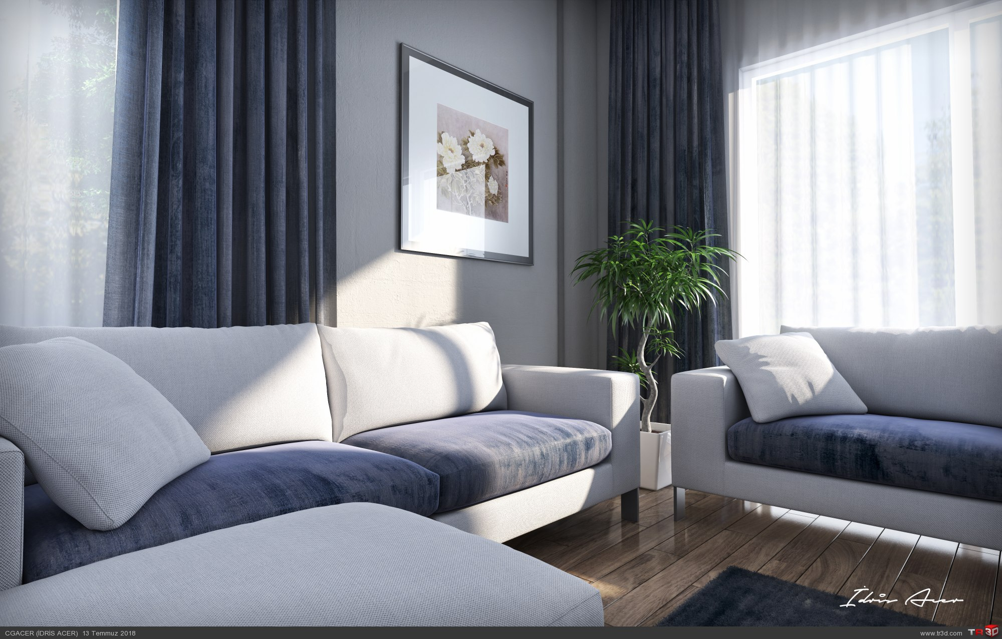 Nevizade Living Room 2