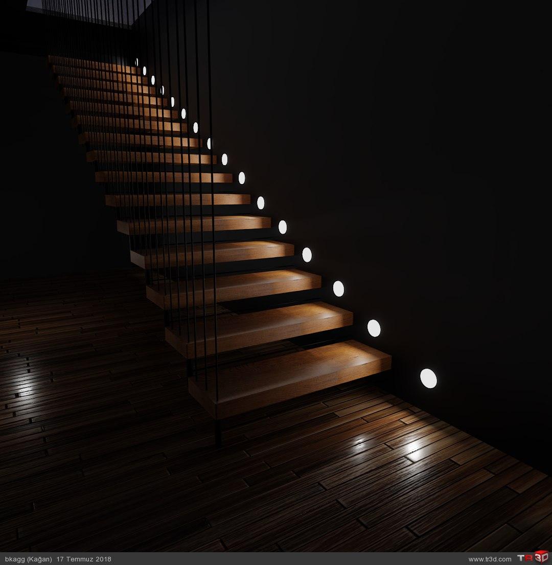 Gece ışık çalışması