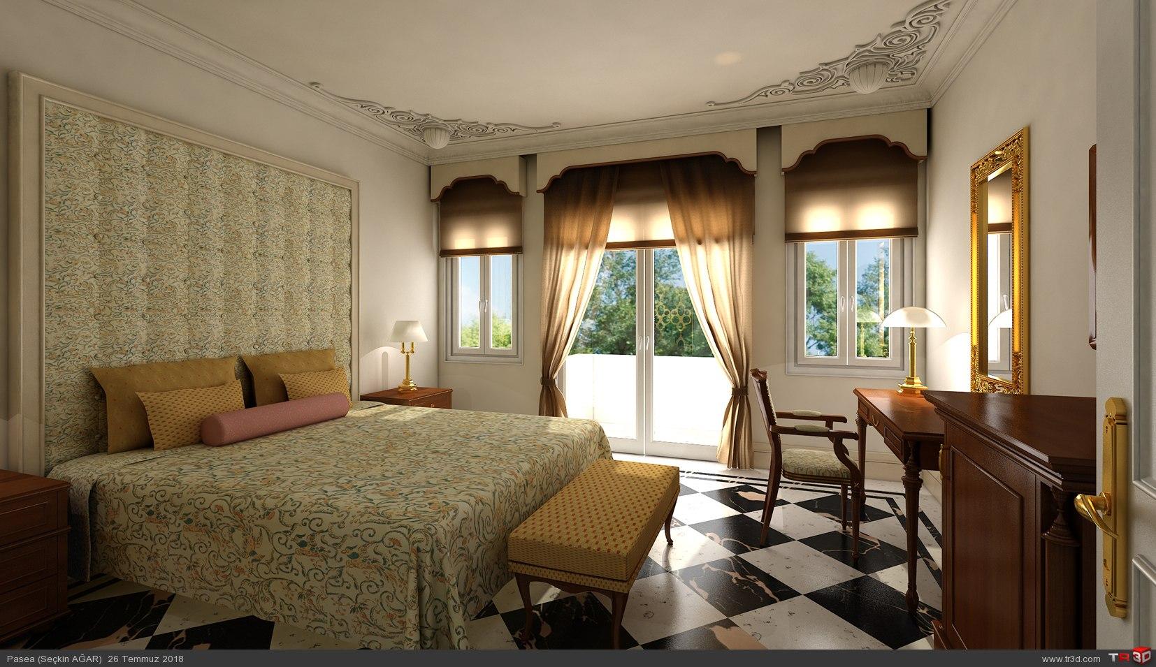 Hotel Odası