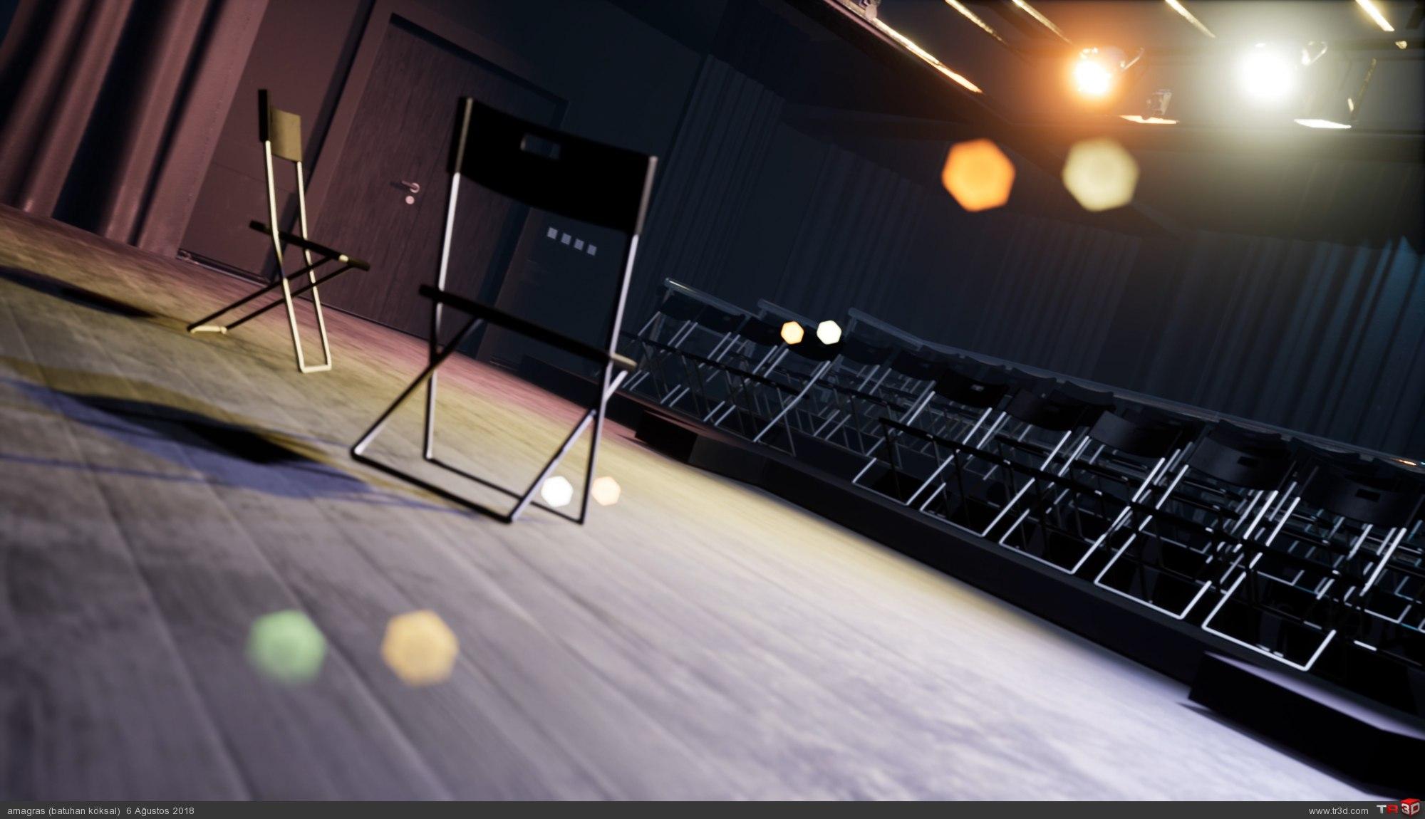 Unreal Engine 4 Denemeleri