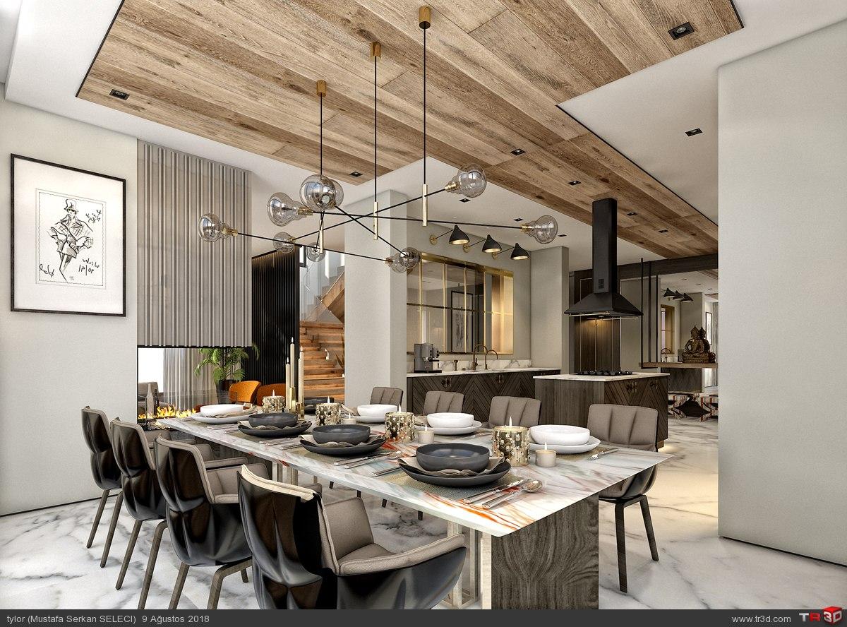 Residence Mutfak