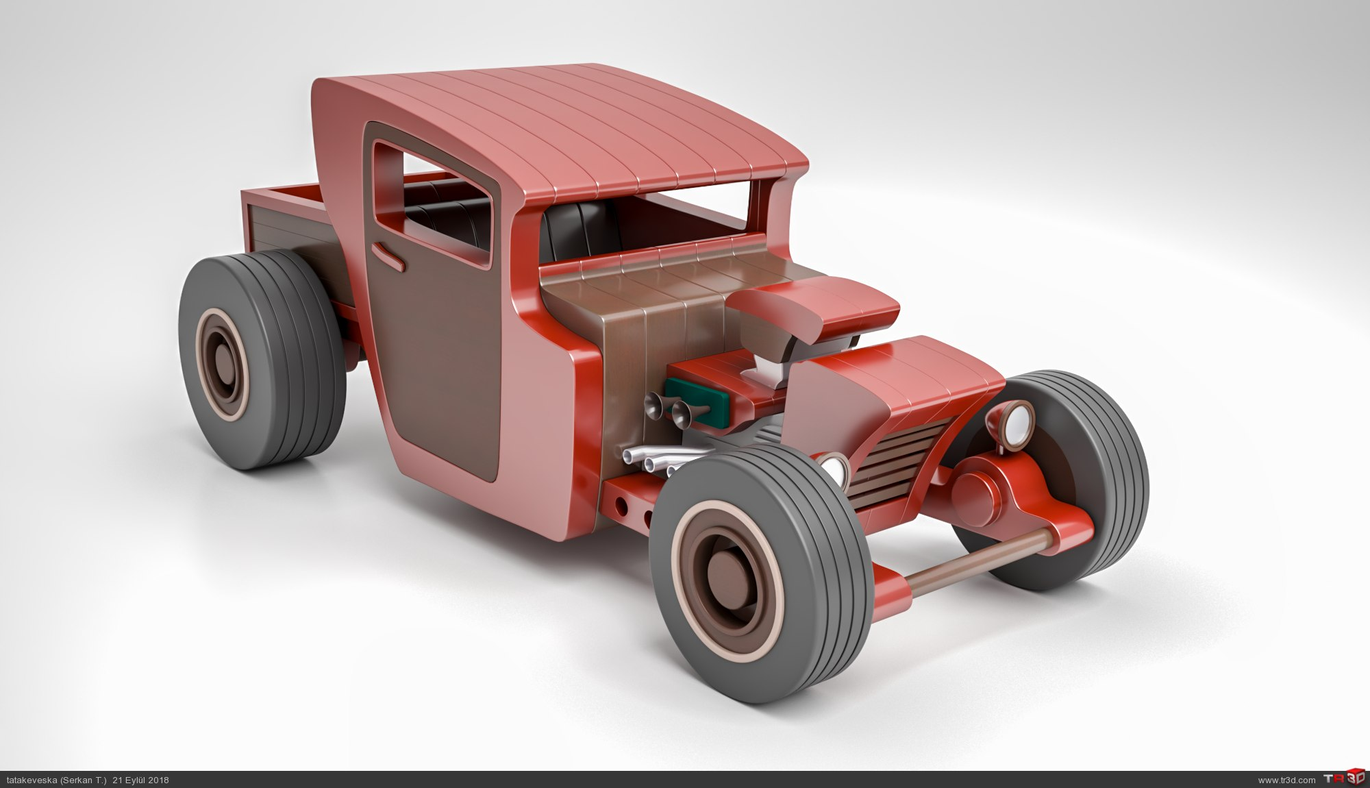 Hot Rod Pickup