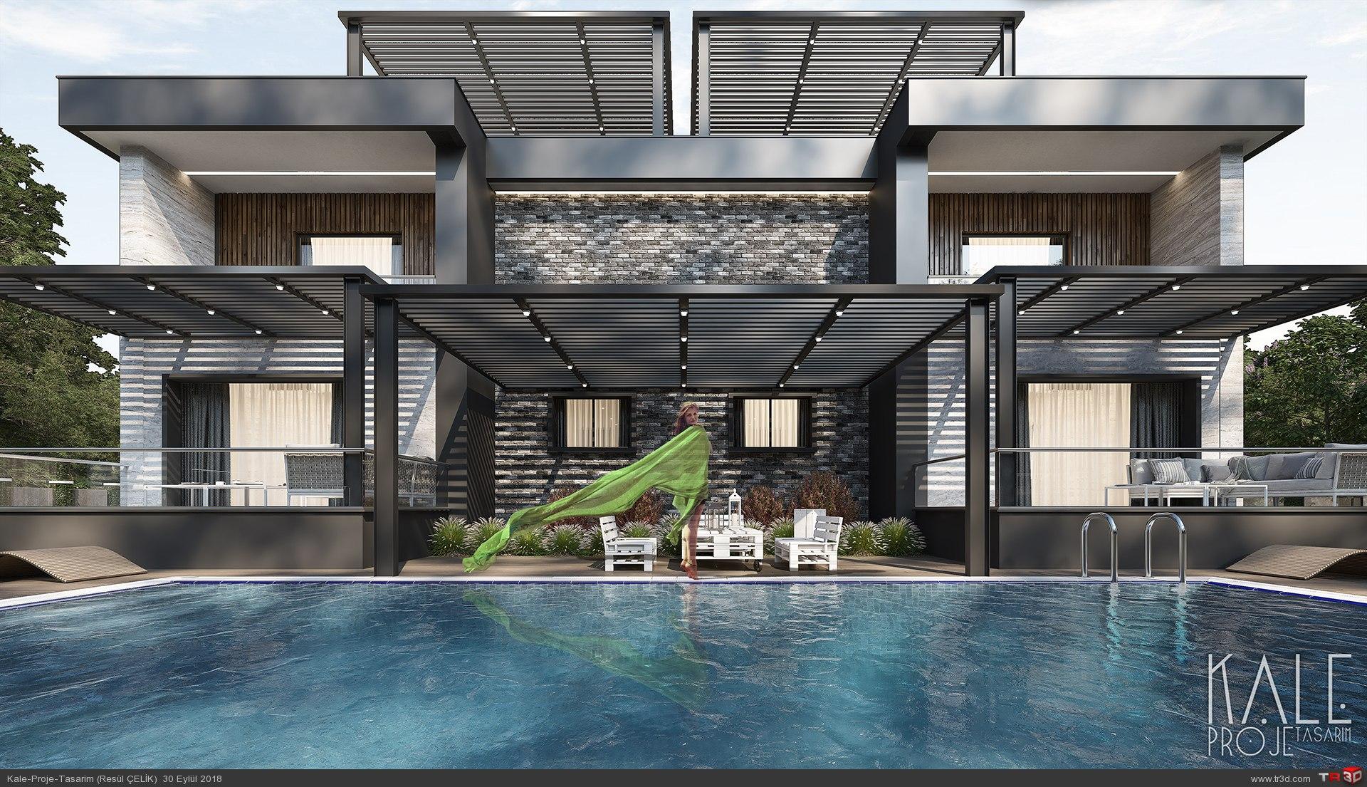 Kale 3D Villa-Çanakkale 1