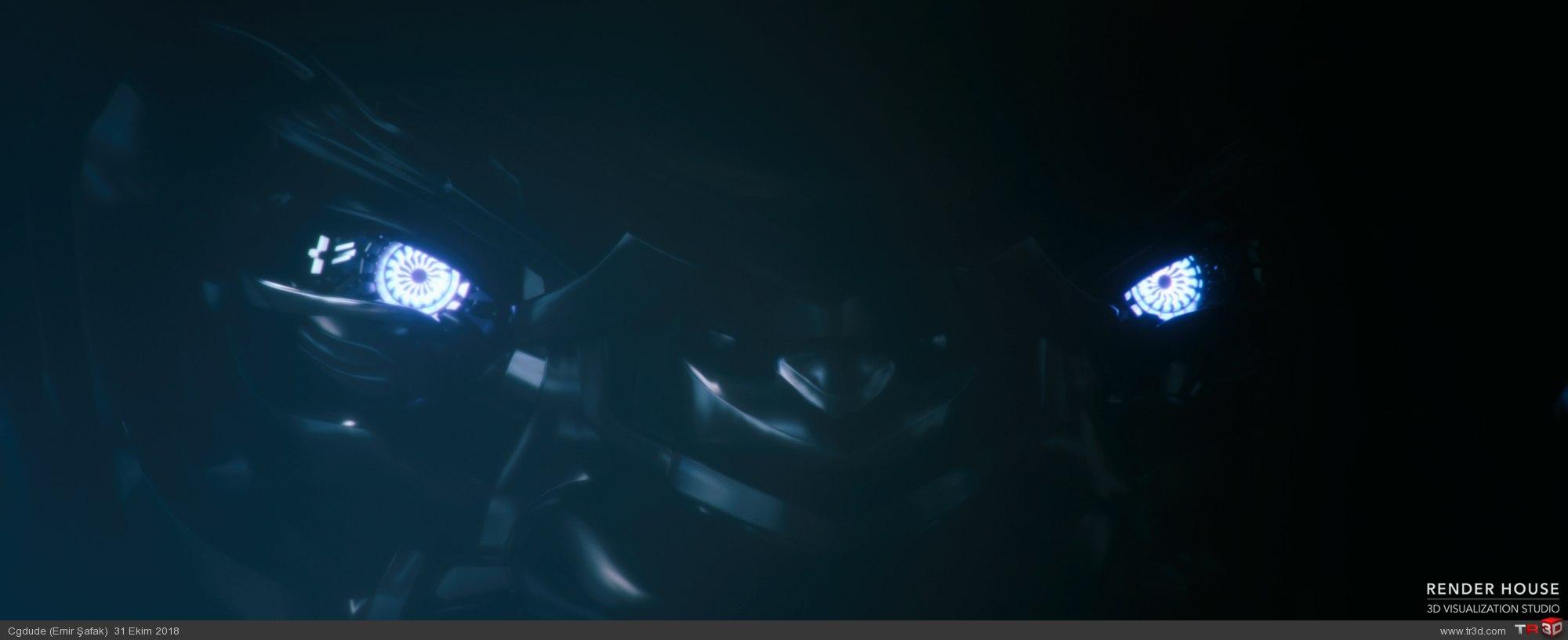Transformers Gözleri