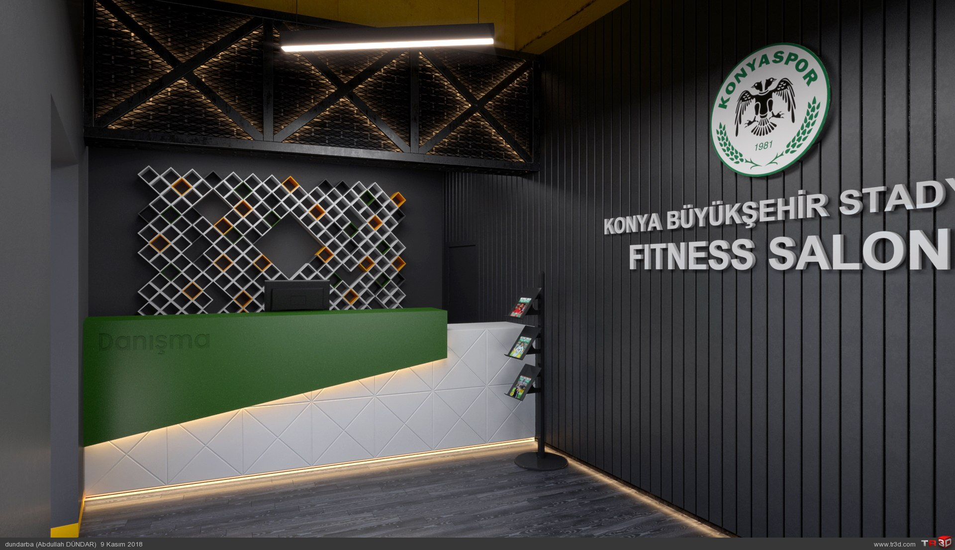Fitness Salonu 2