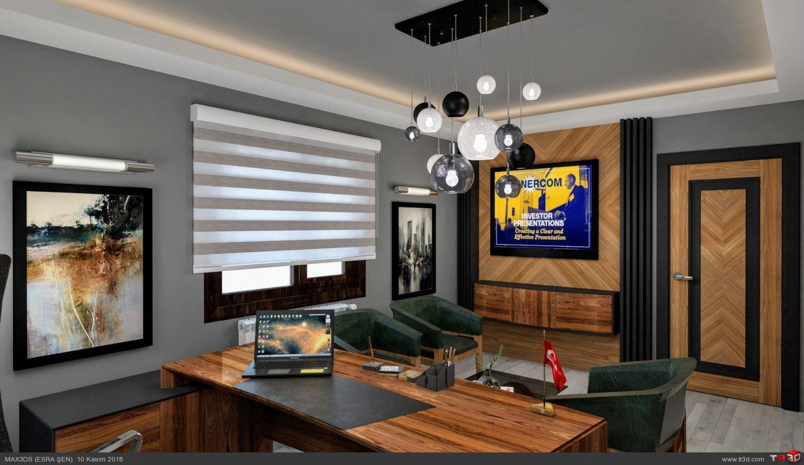 Ofis Tasarımı 1