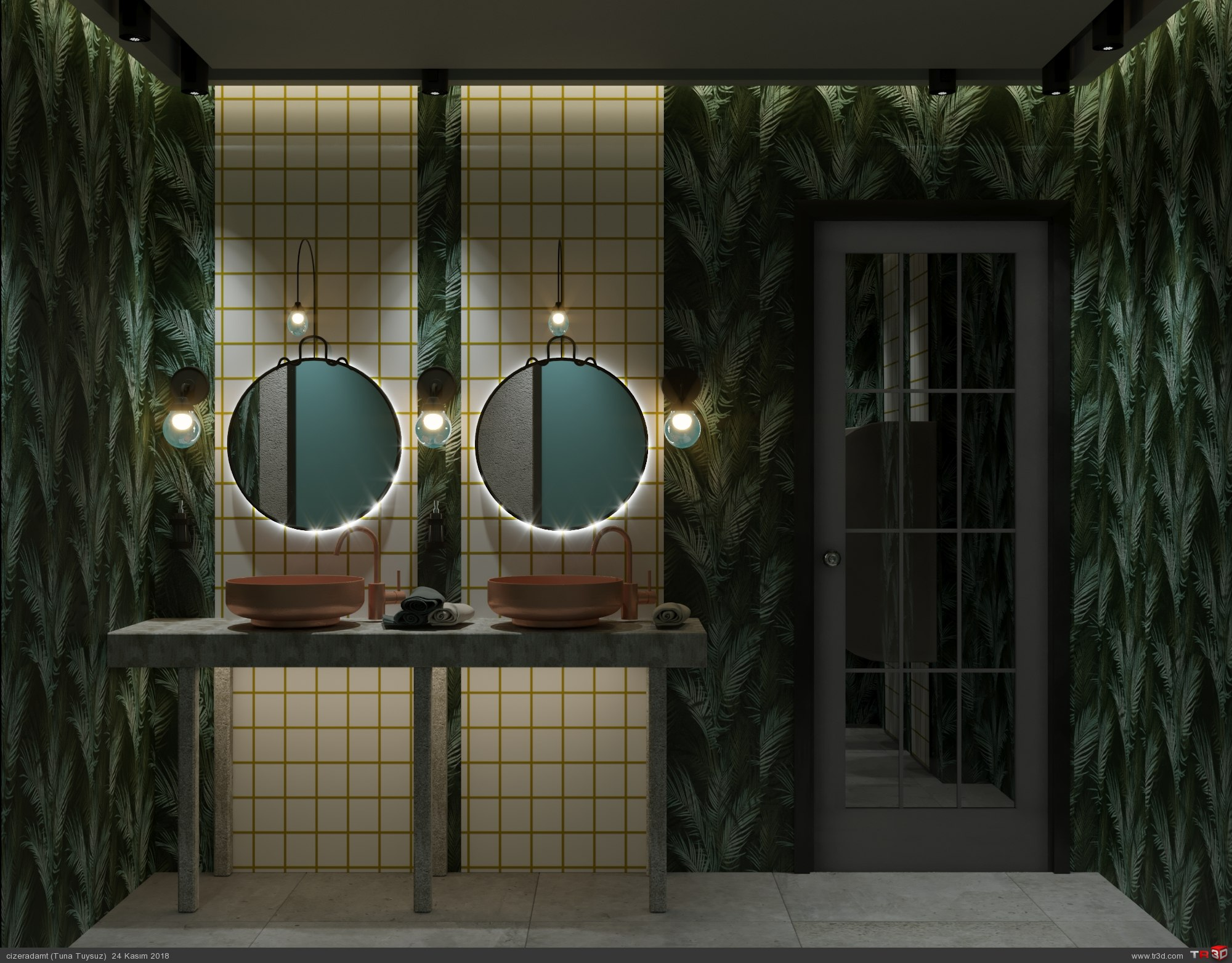 Ankara Wc Design 1