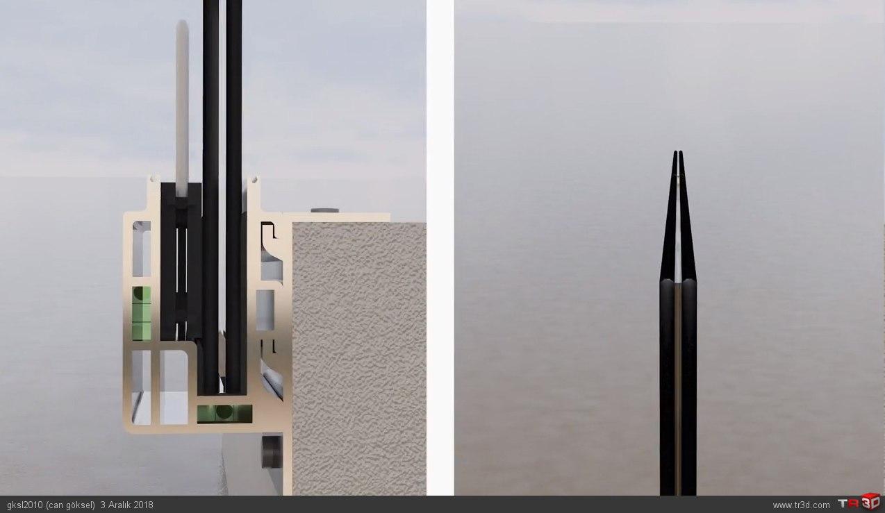 cam balkon animasyon