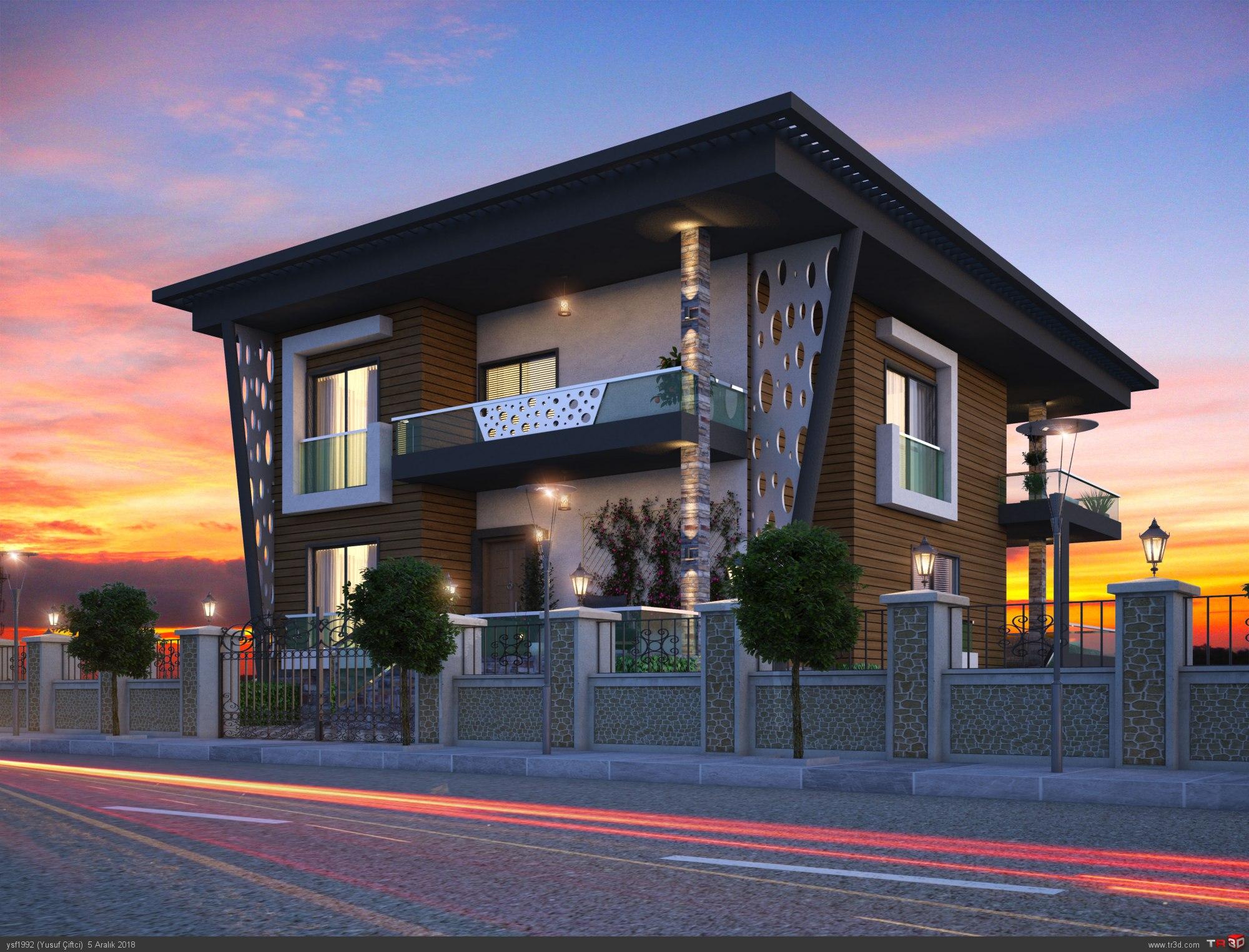 Ankara Modern Villa 2
