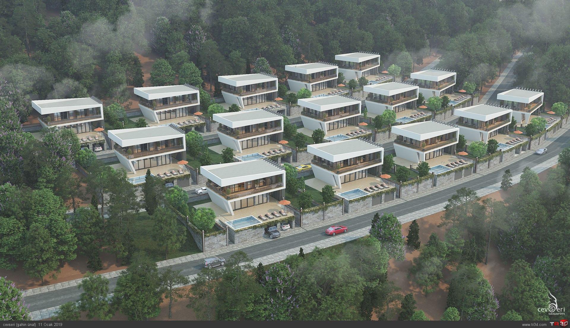 Villas Garden 2