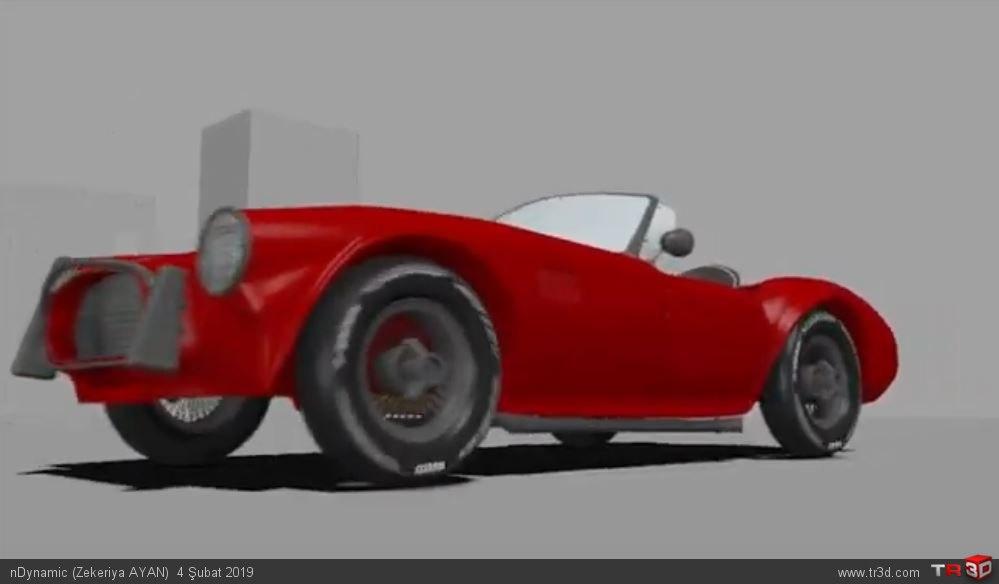Araç animasyon