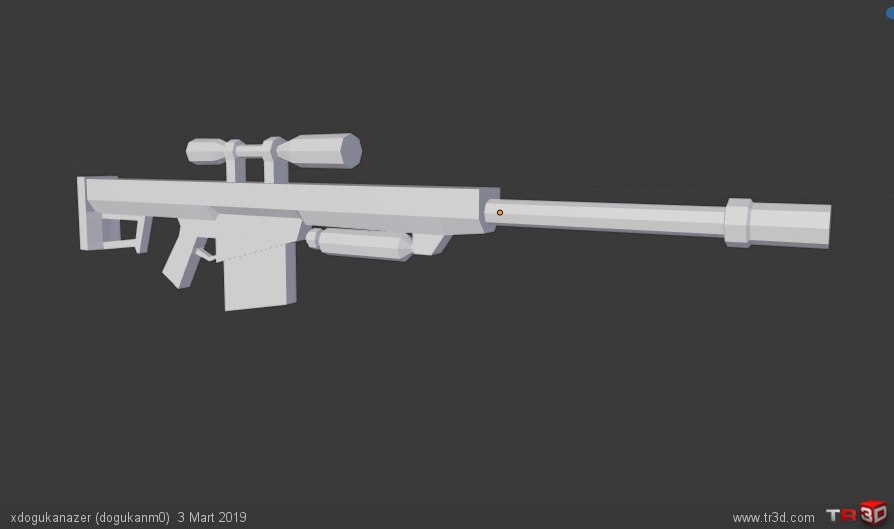 Silah Modeli 2