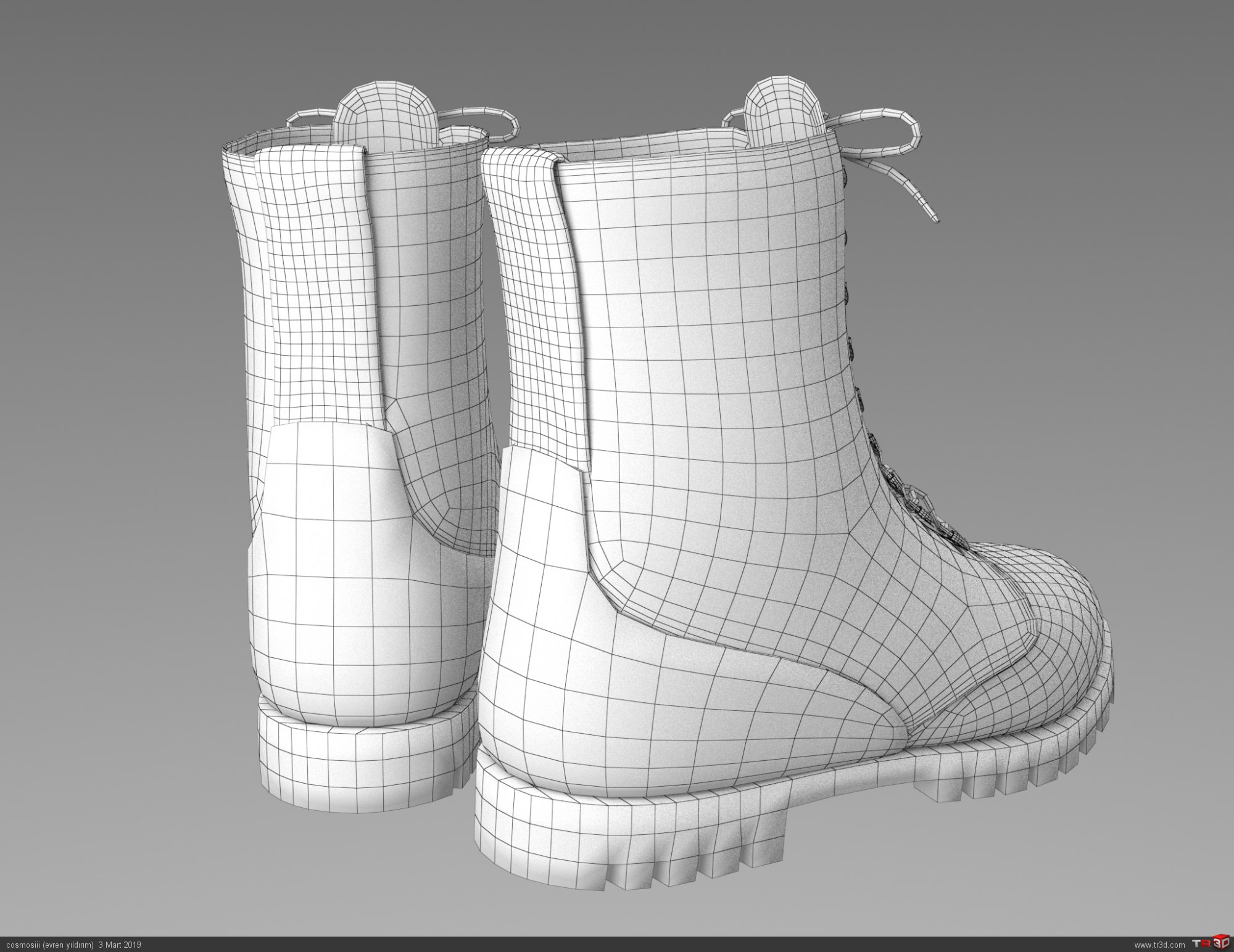 boots of lara croft 2
