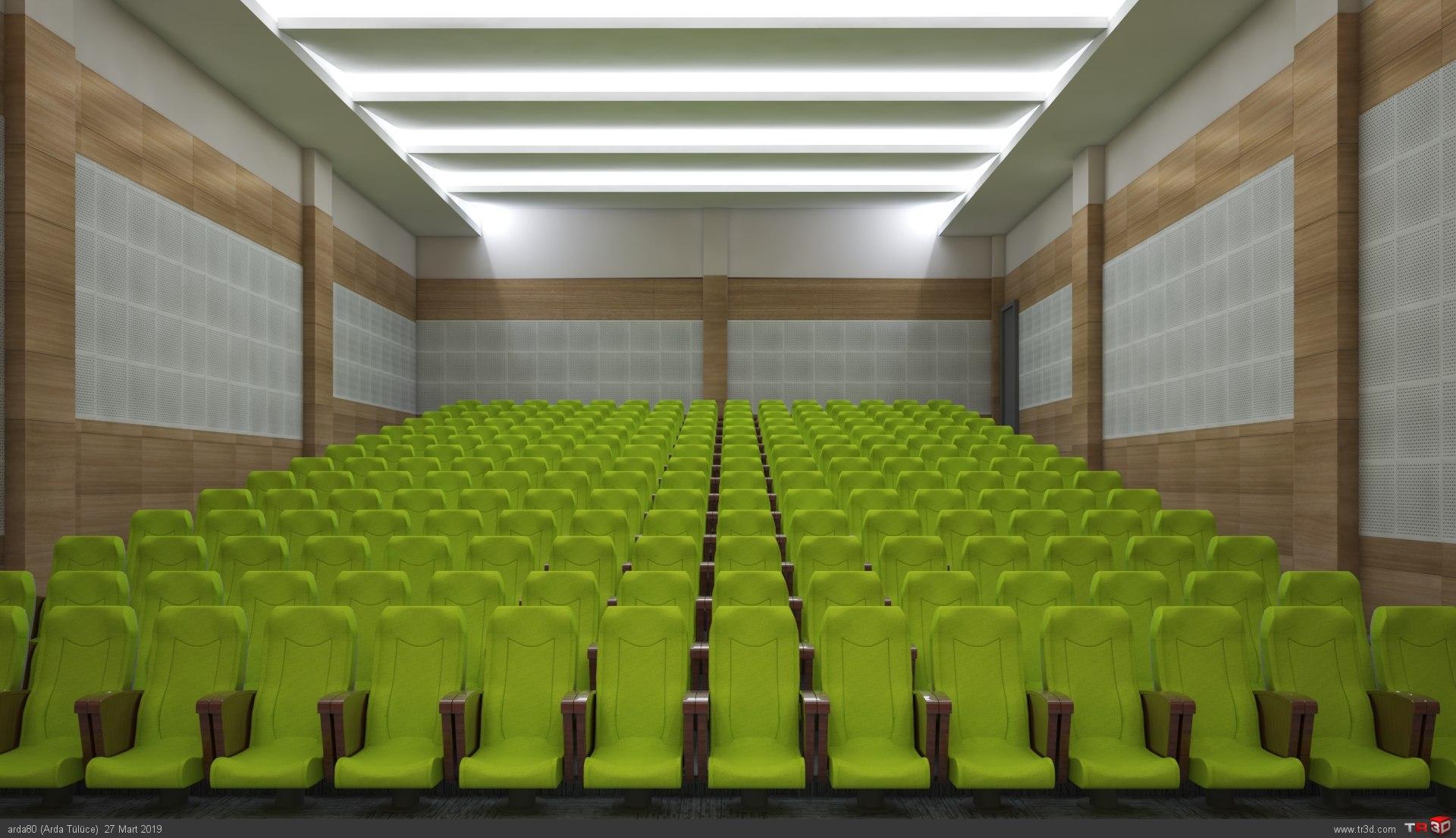 Konferans Salonu 1