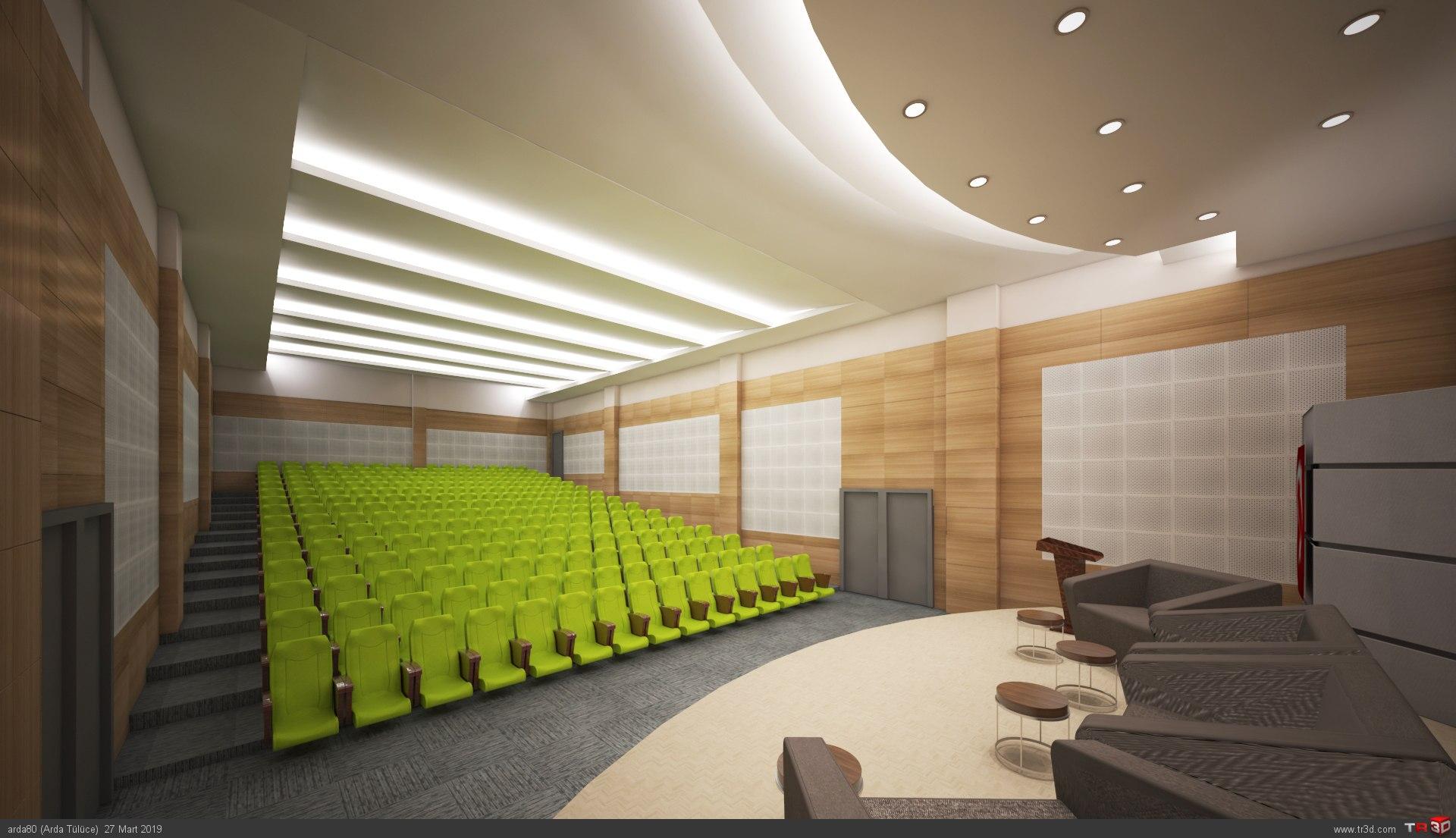 Konferans Salonu 2