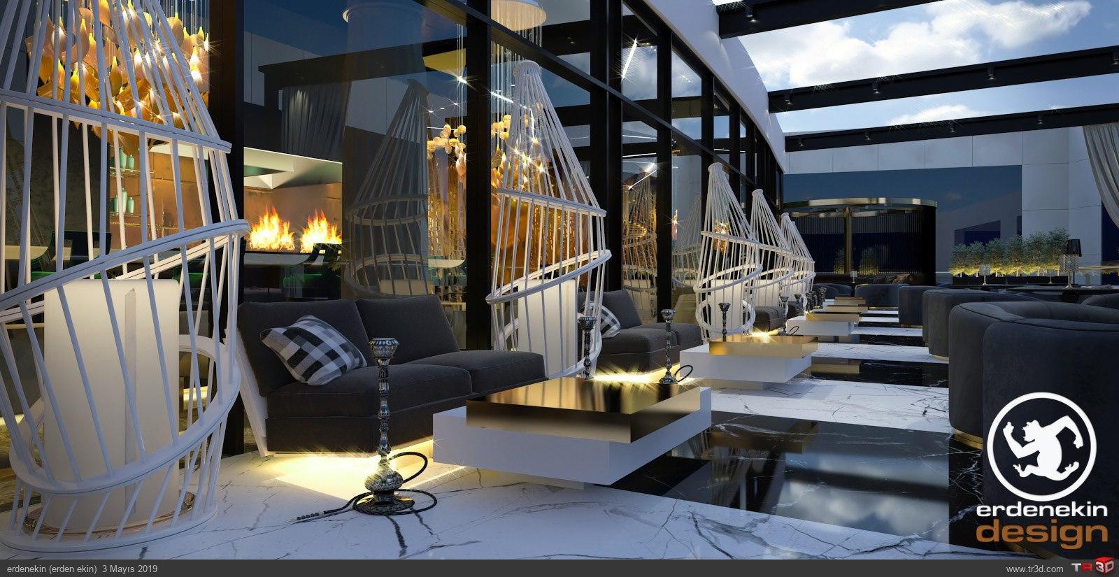 Qatar Cafe 1