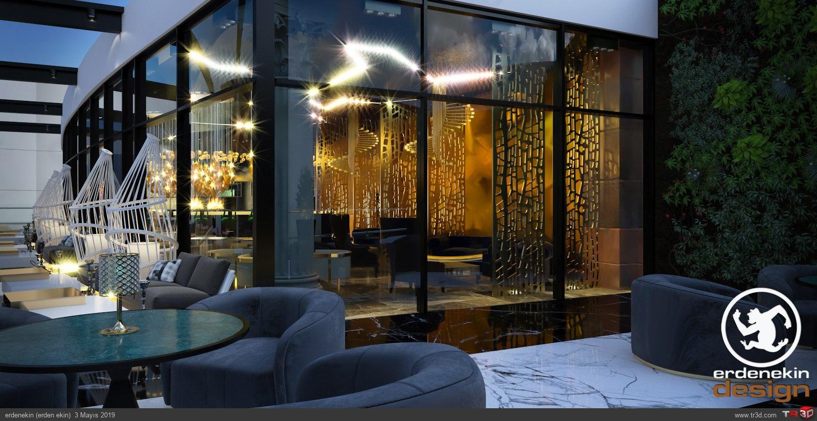 Qatar Cafe 3