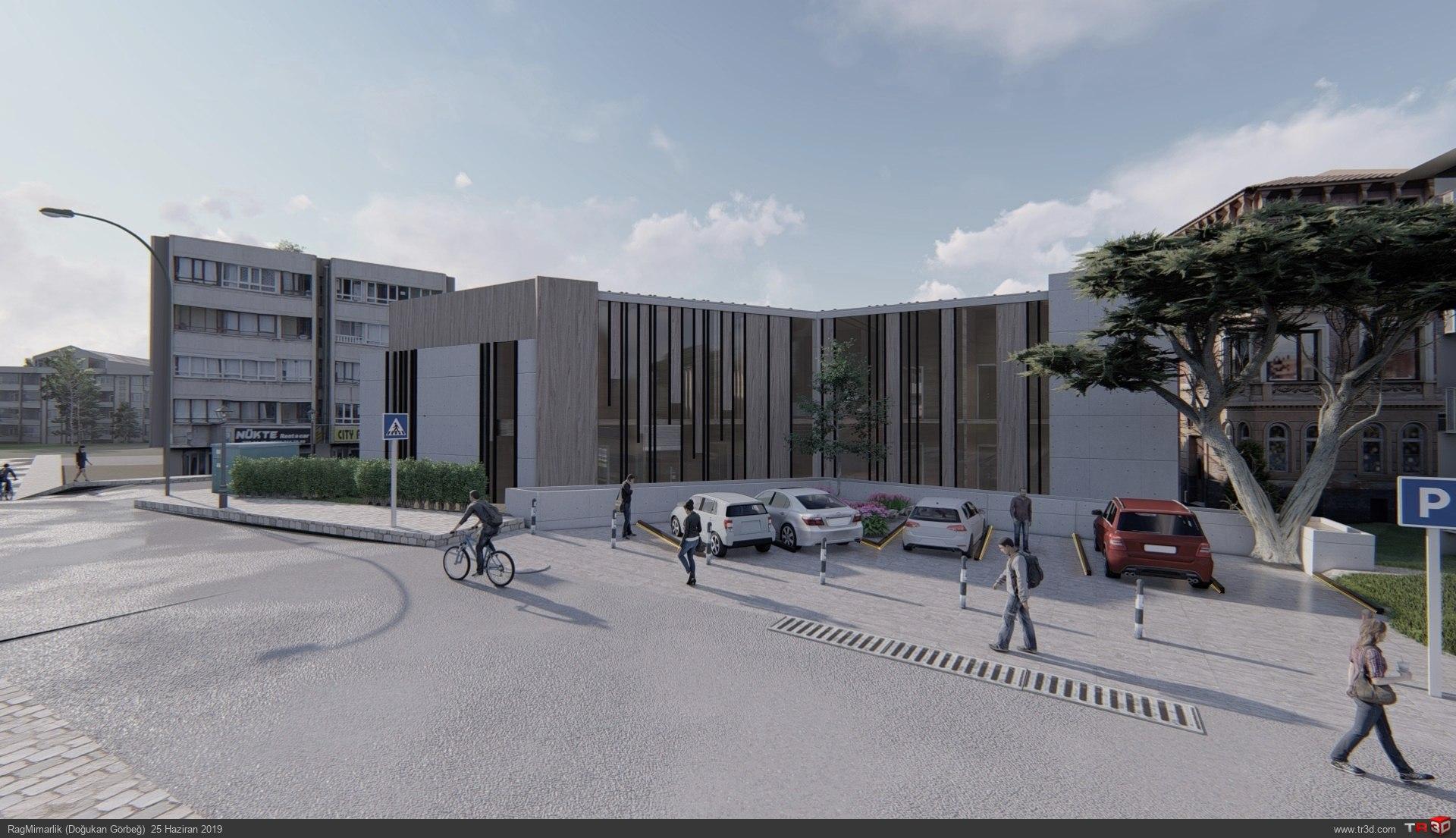 Sağlık Merkezi Projesi