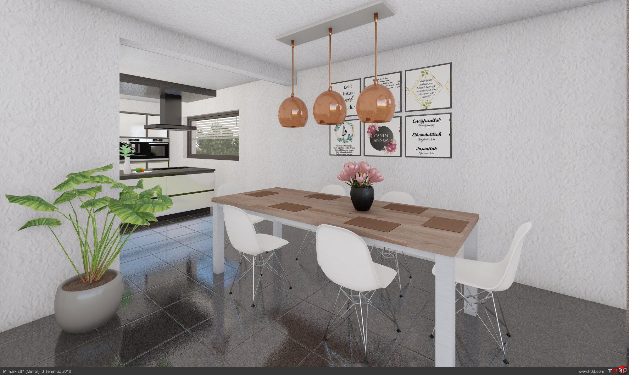 Mutfak Rendering