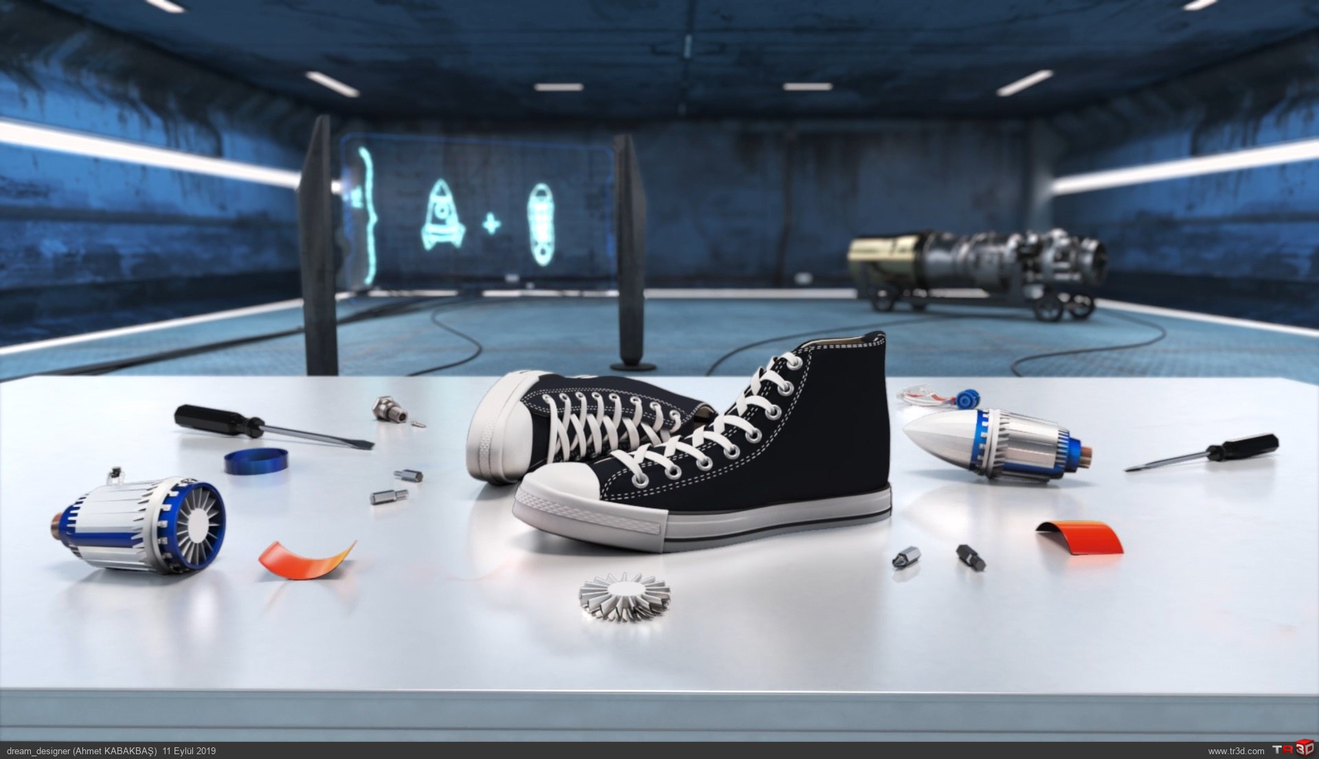 Converse - Design Your Own