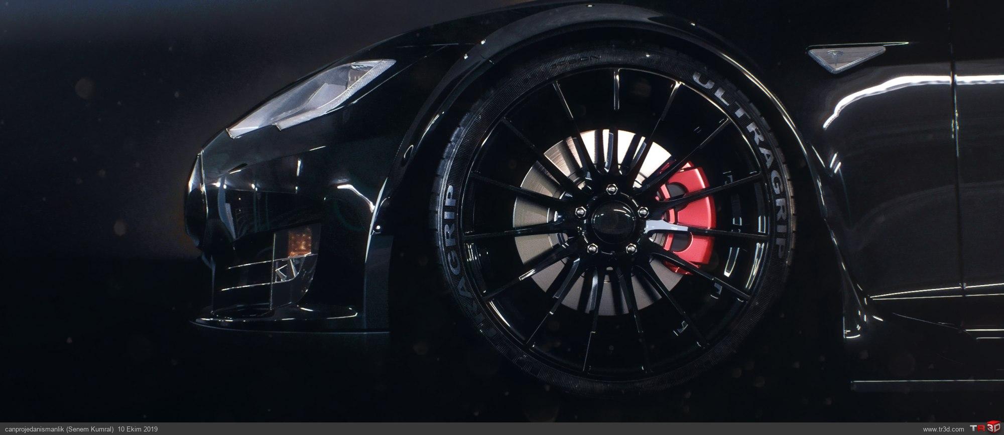 Tesla Street Race