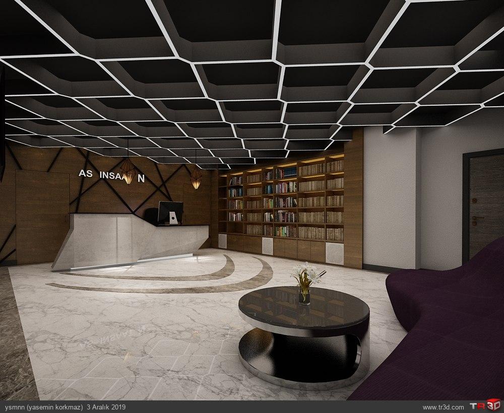 Bakü Ofis 1