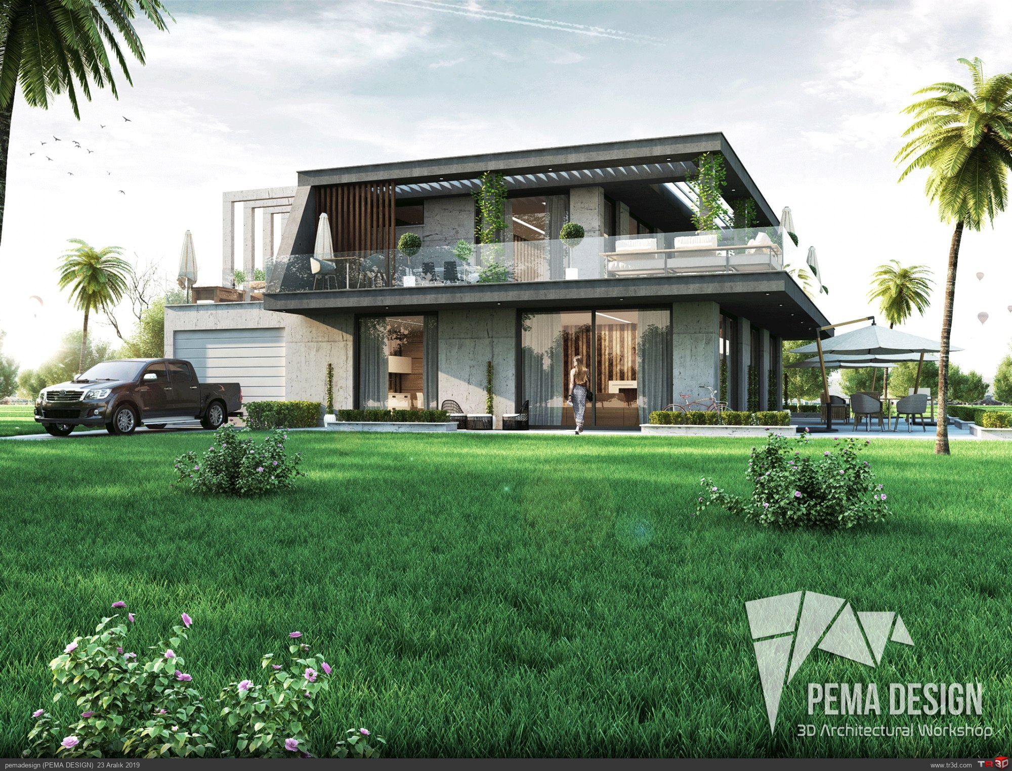 C-Home / Villa