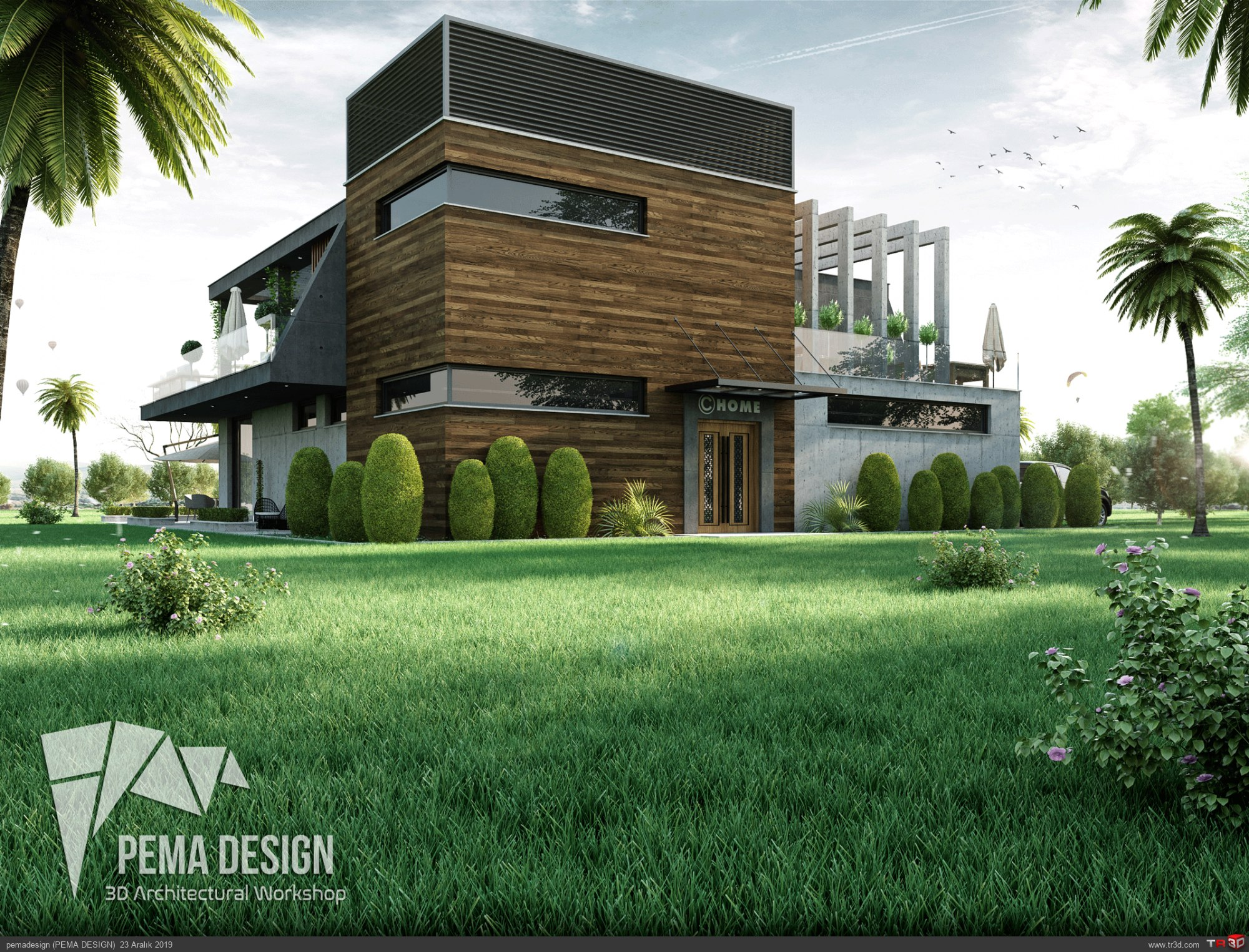 C-Home / Villa 1