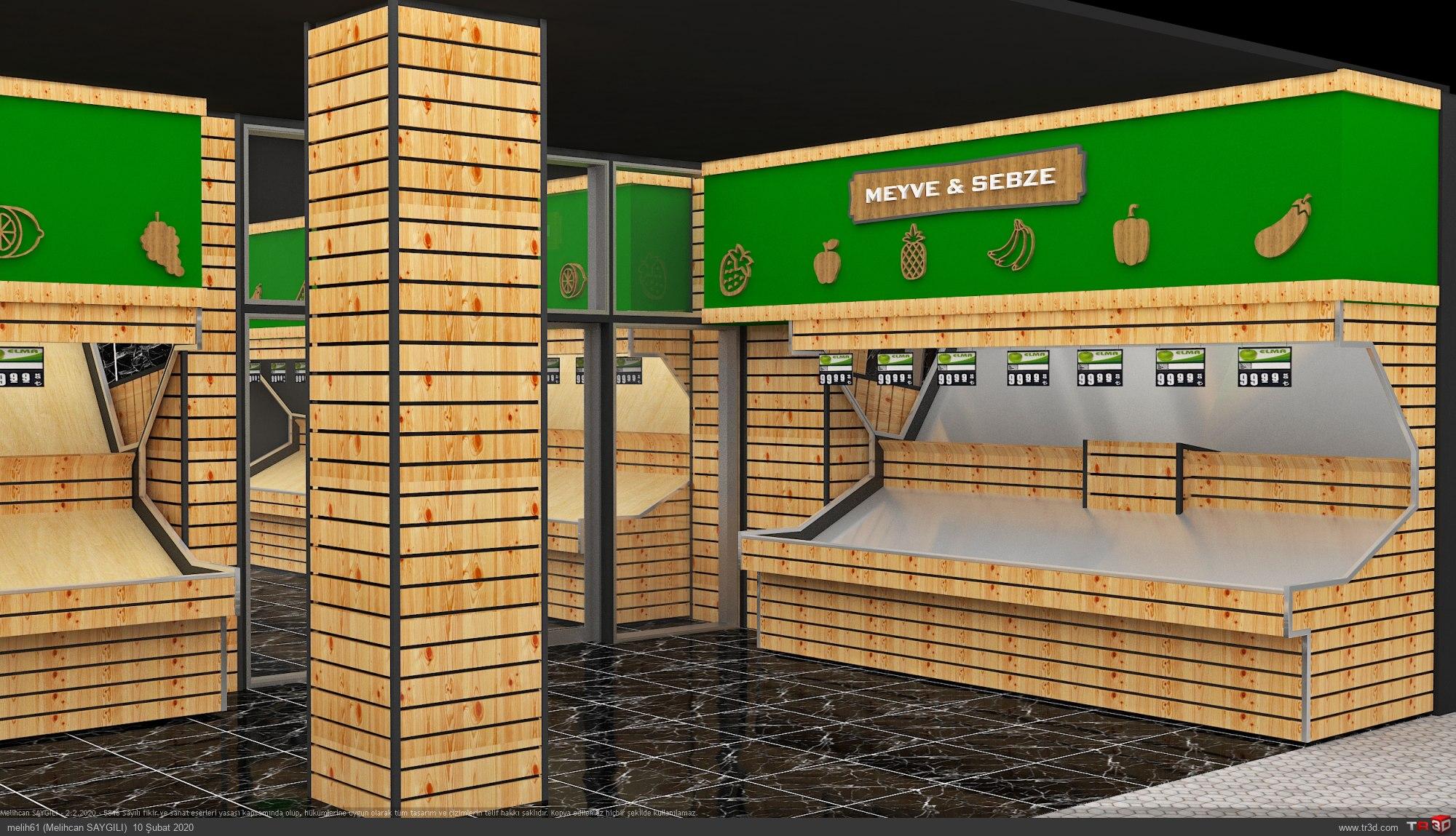 Market Tasarımı 1