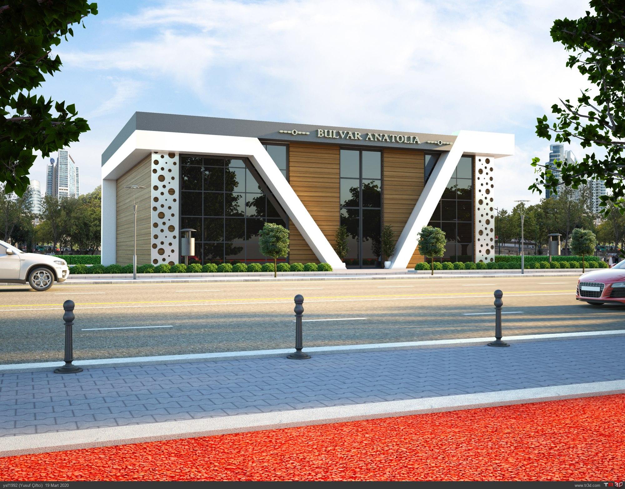 Ankara Anadolu Bulvarı Satış Ofisi