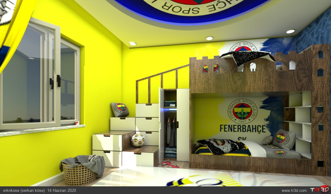 Genç  Odası 1