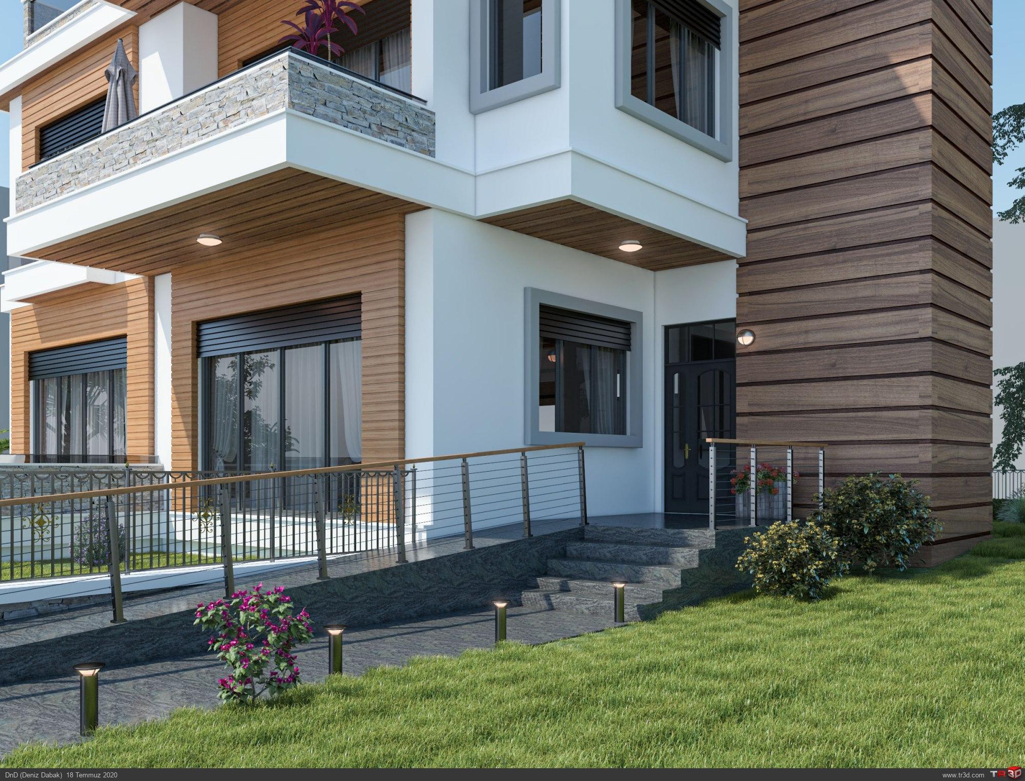 Villa Projesi 1