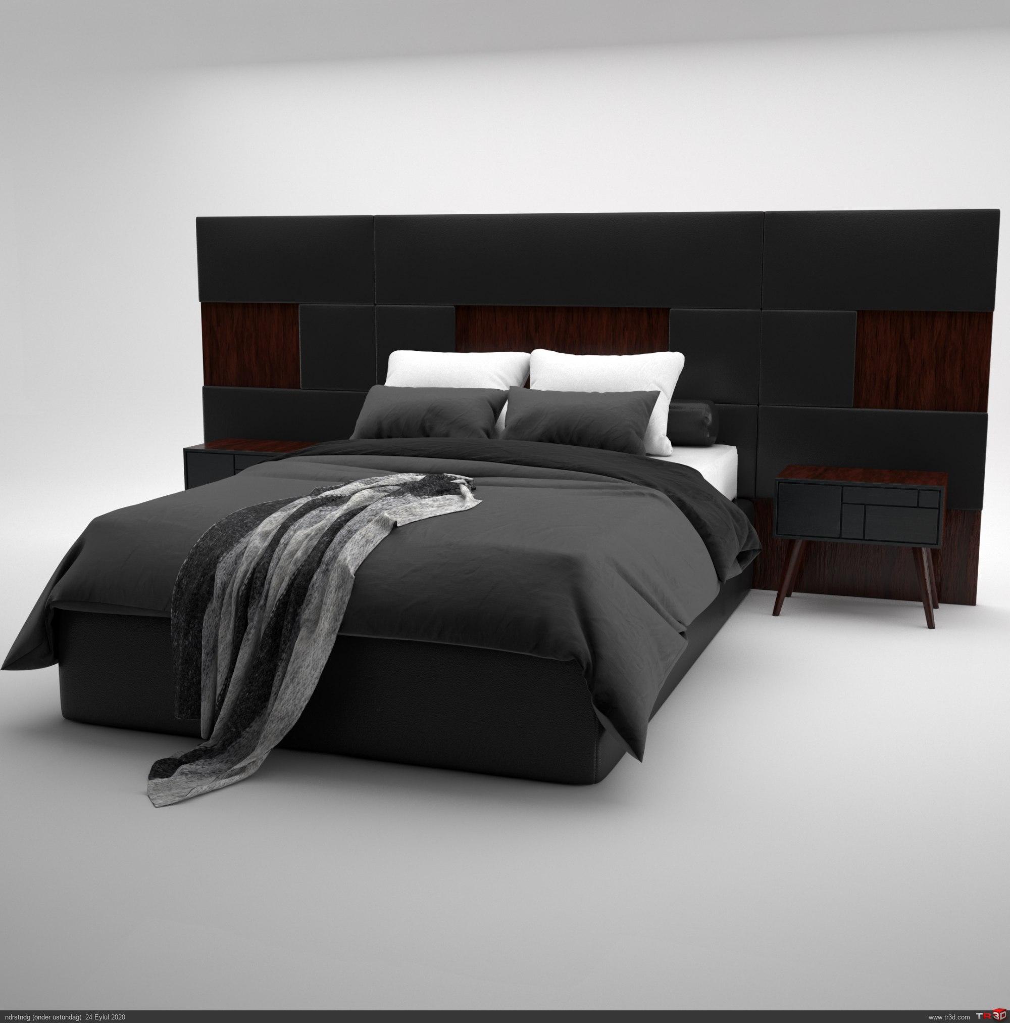 Yatak Model Deneme