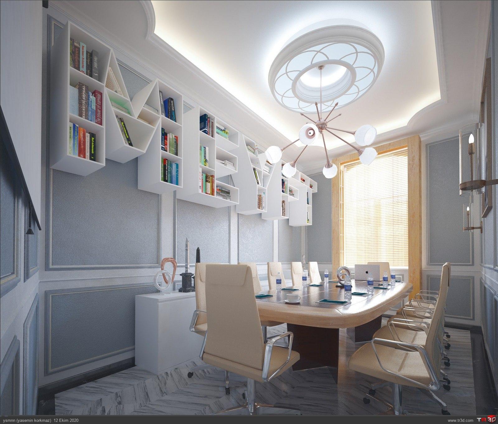 Bakü Toplantı Odası