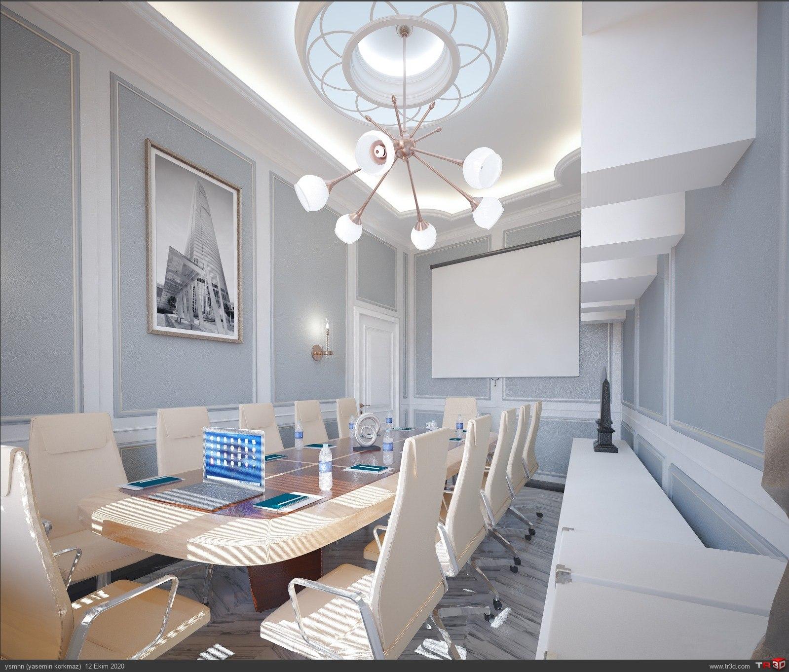 Bakü Toplantı Odası 3