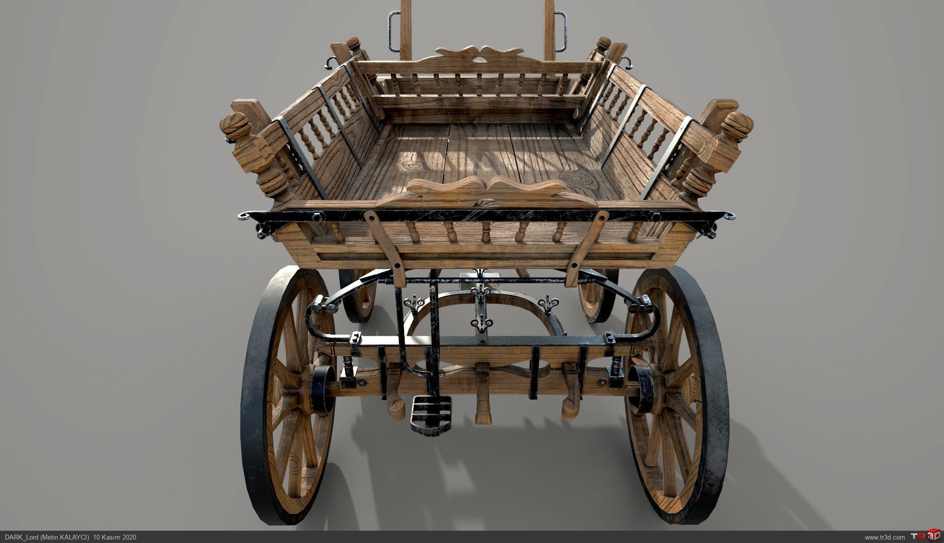 At arabası 1