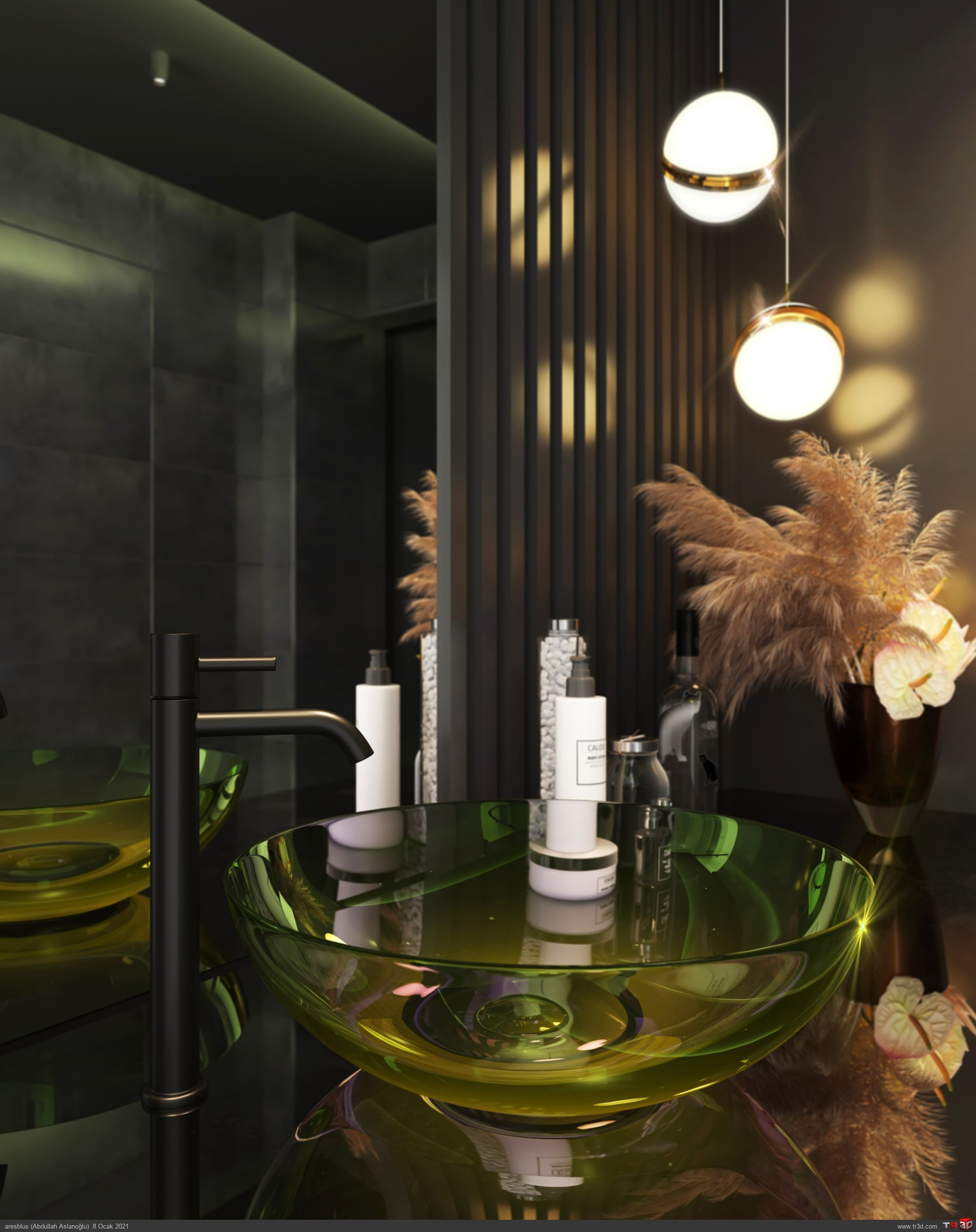 Banyo Tasarımı 1