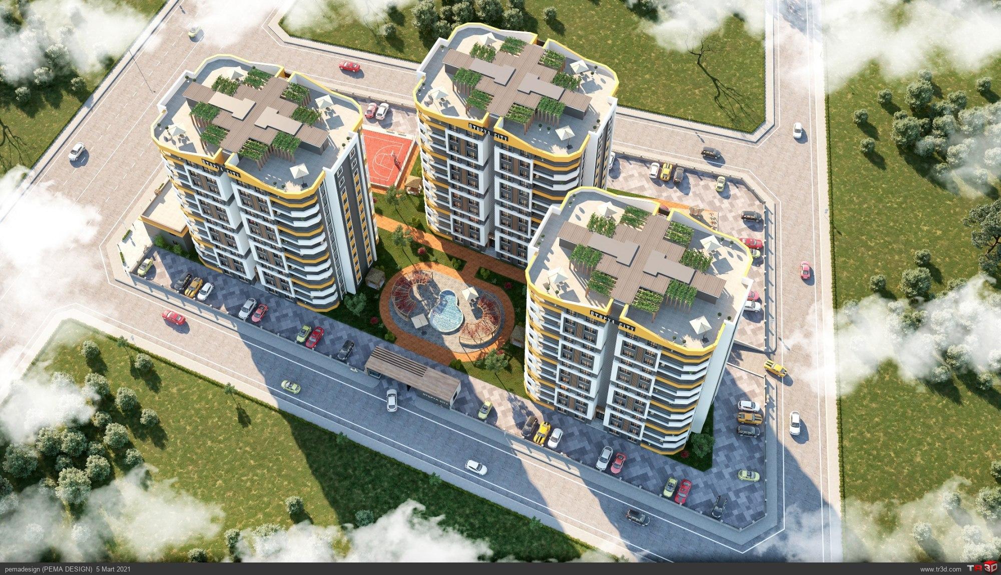 Ütopya City 3