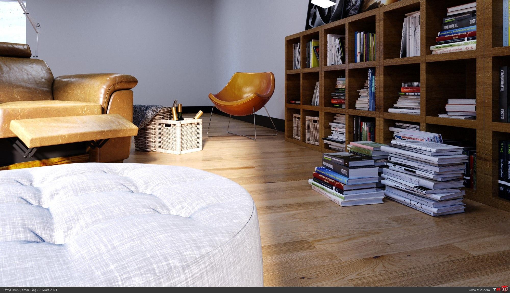 Kitap Odası 2