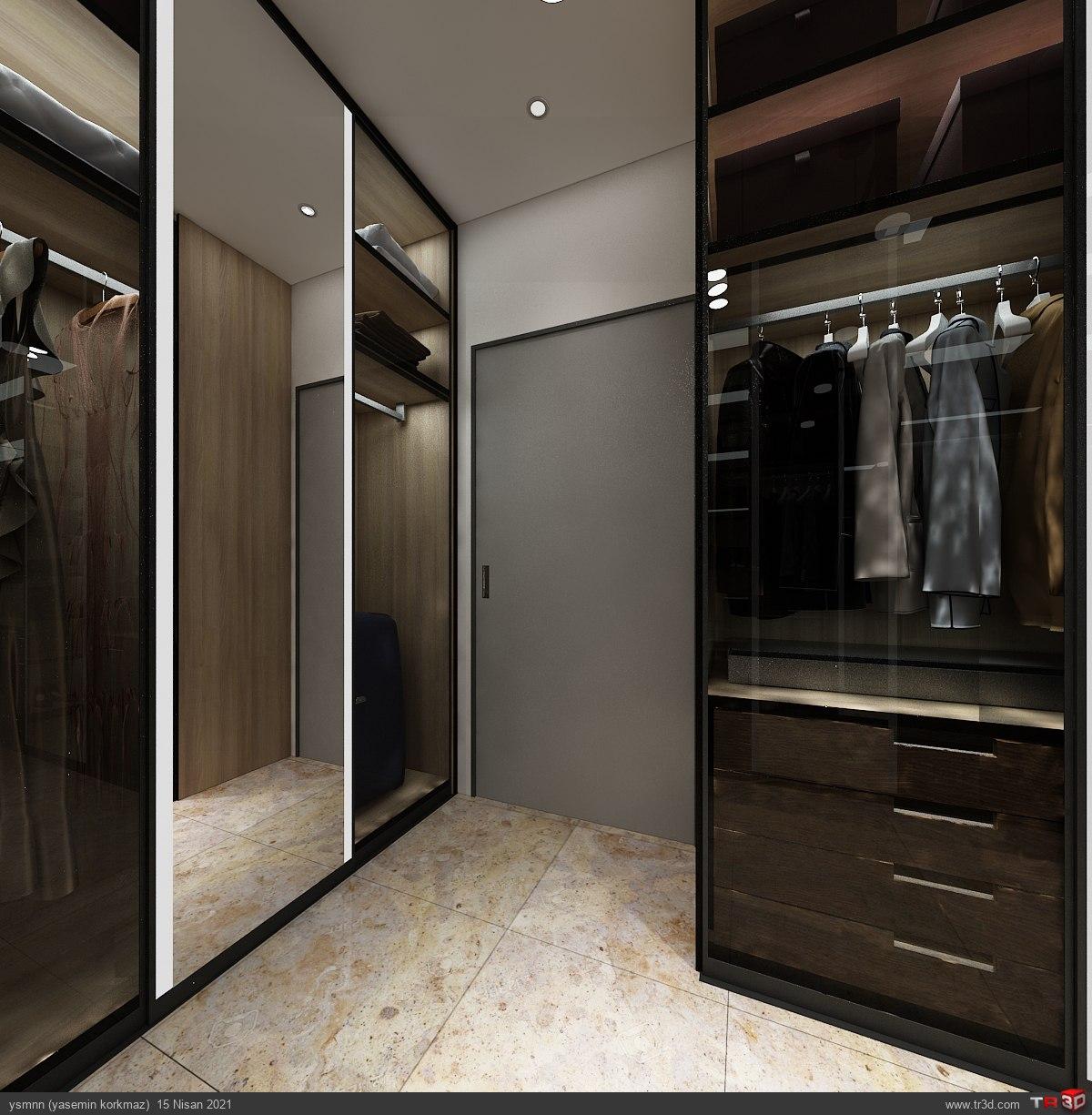 Giyinme Odası 2