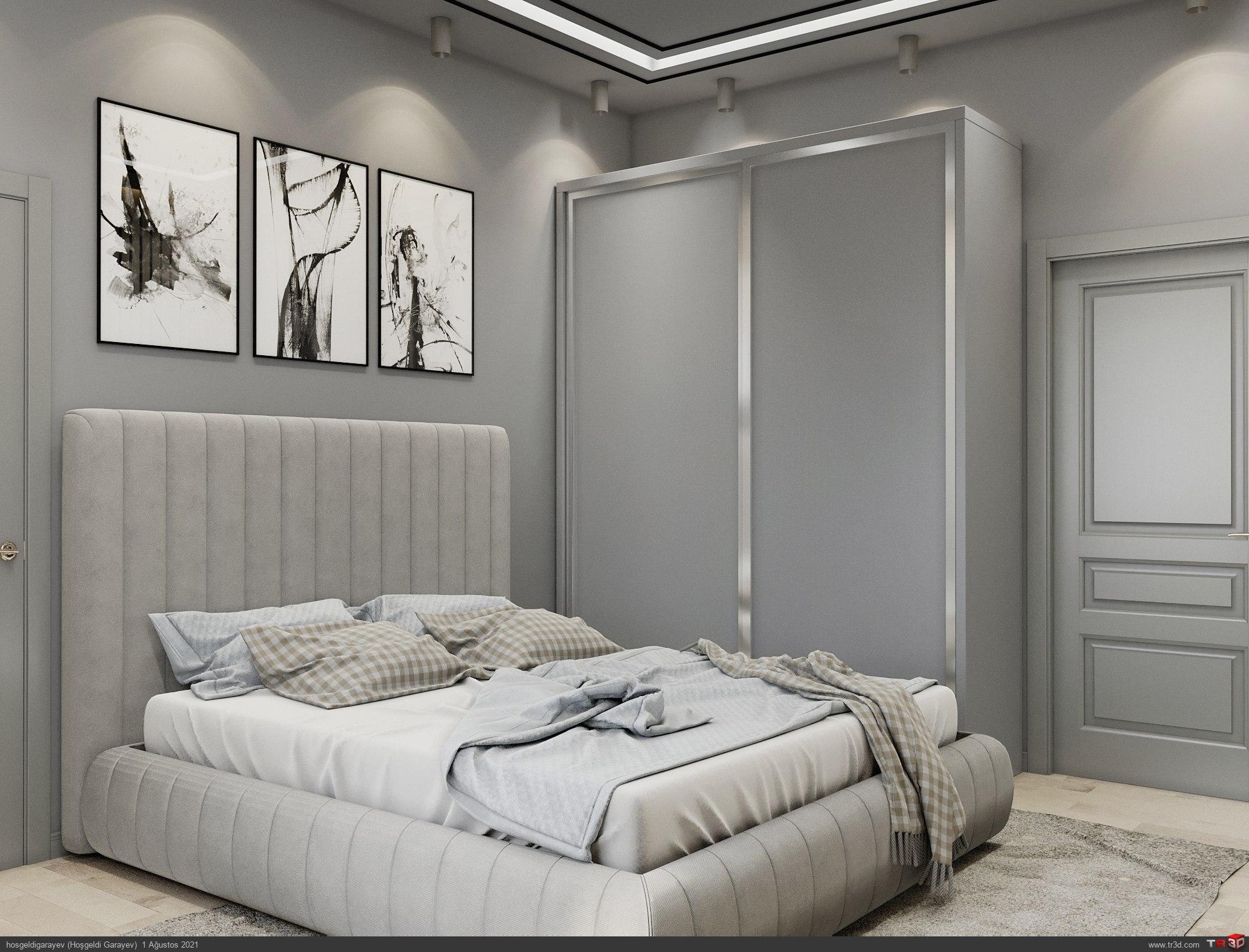 Yatak odası 3