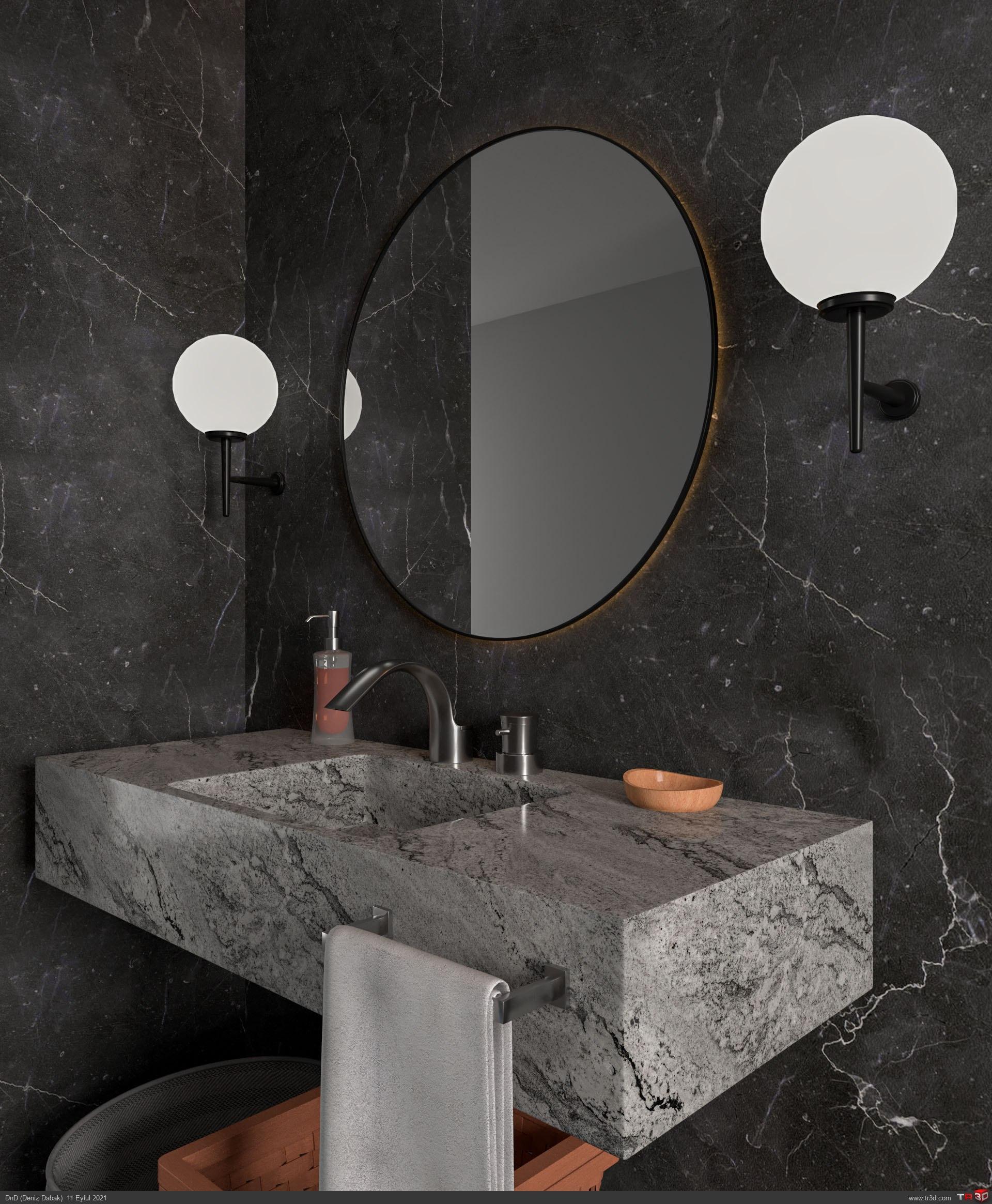 Modern Banyo 3