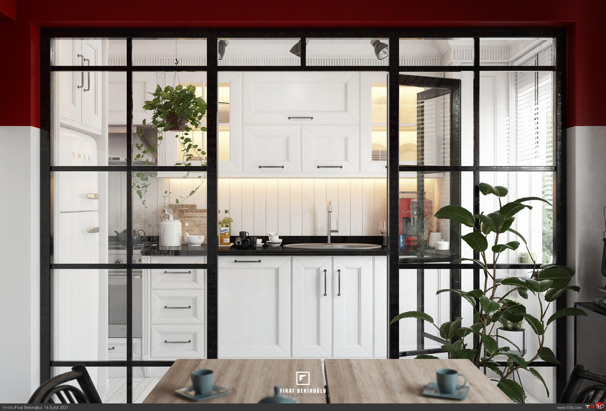 Ofis Mutfak Tasarımı 1