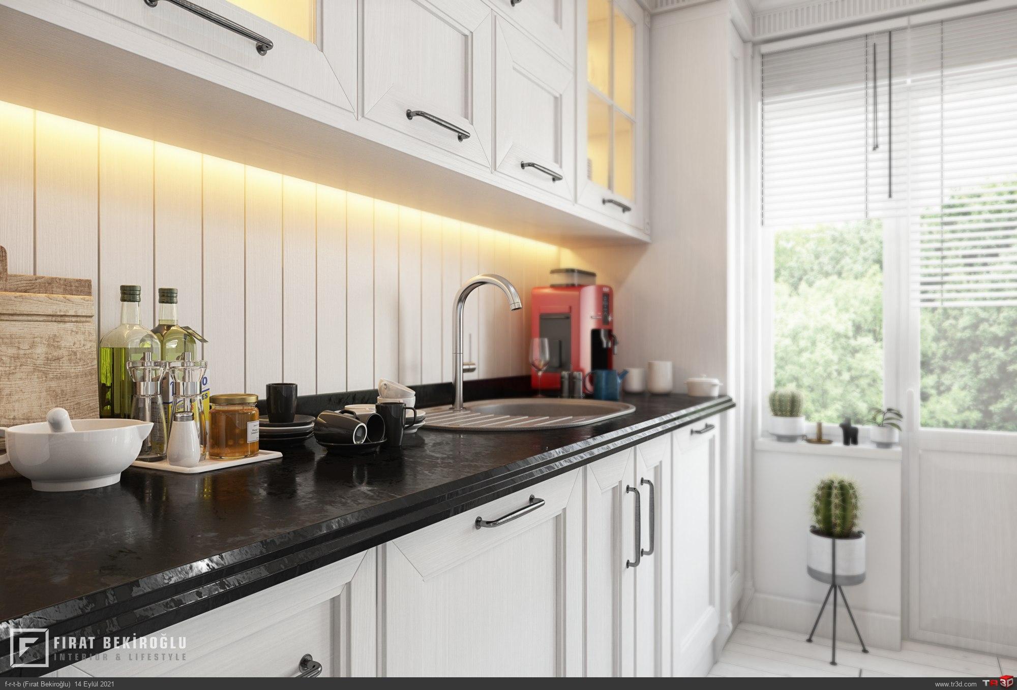 Ofis Mutfak Tasarımı 2